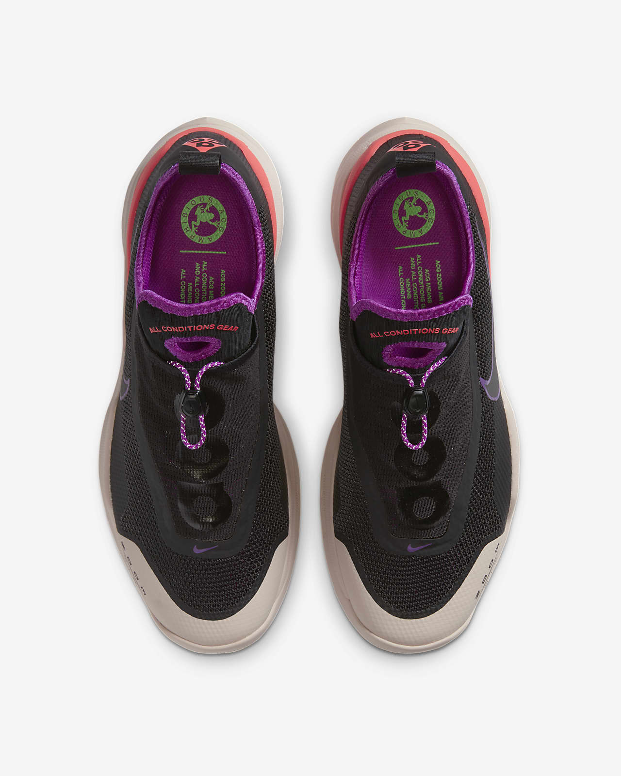 Nike ACG Zoom Air AO Hiking Shoe. Nike ID