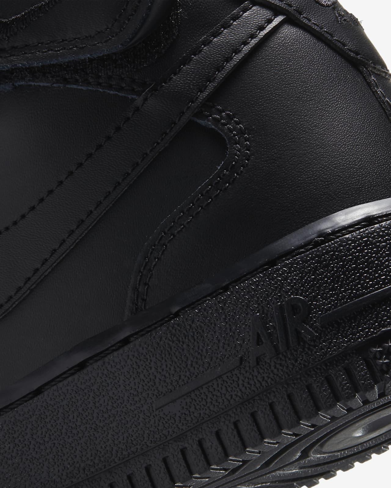 Chaussure Nike Air Force 1 06 mi-montante pour Garçon