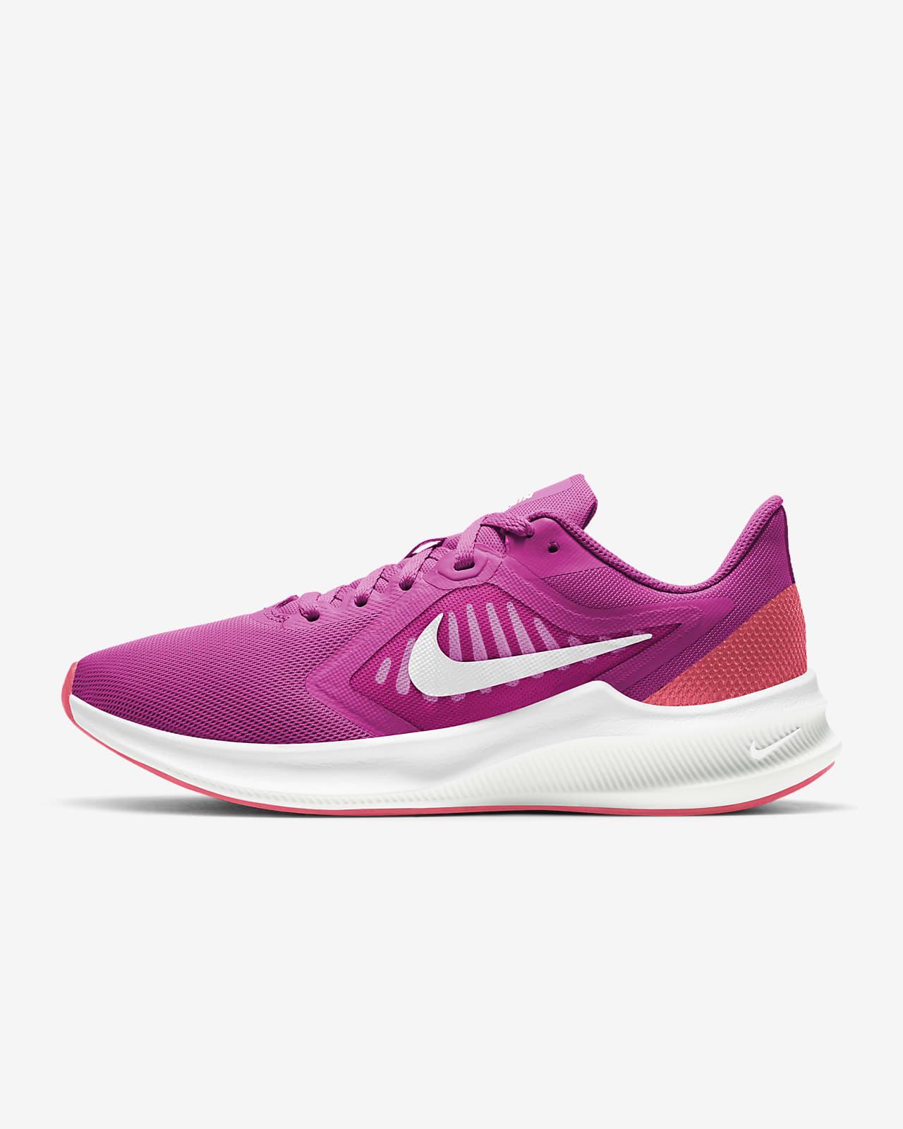 Calzado de running para carretera para mujer Nike Downshifter 10