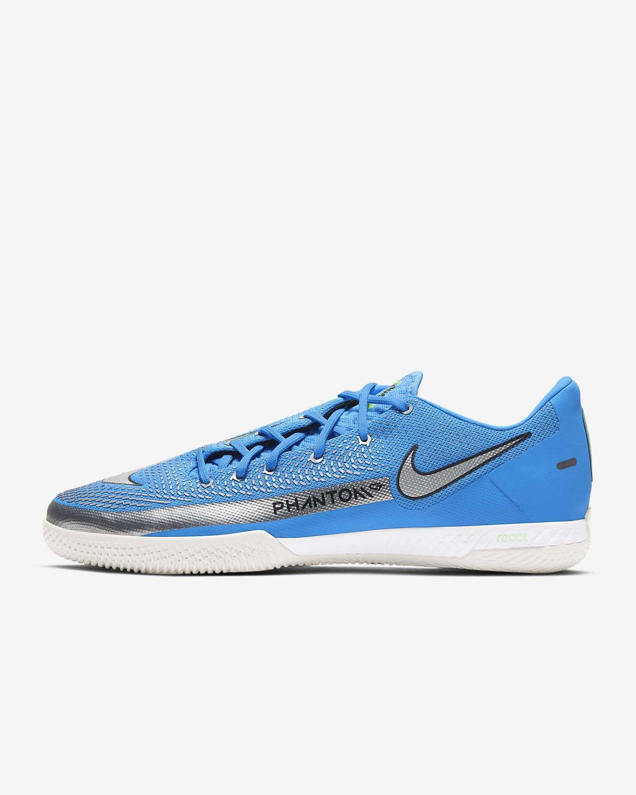 Nike React Phantom GT Pro IC Indoor Court Football Shoe. Nike SI