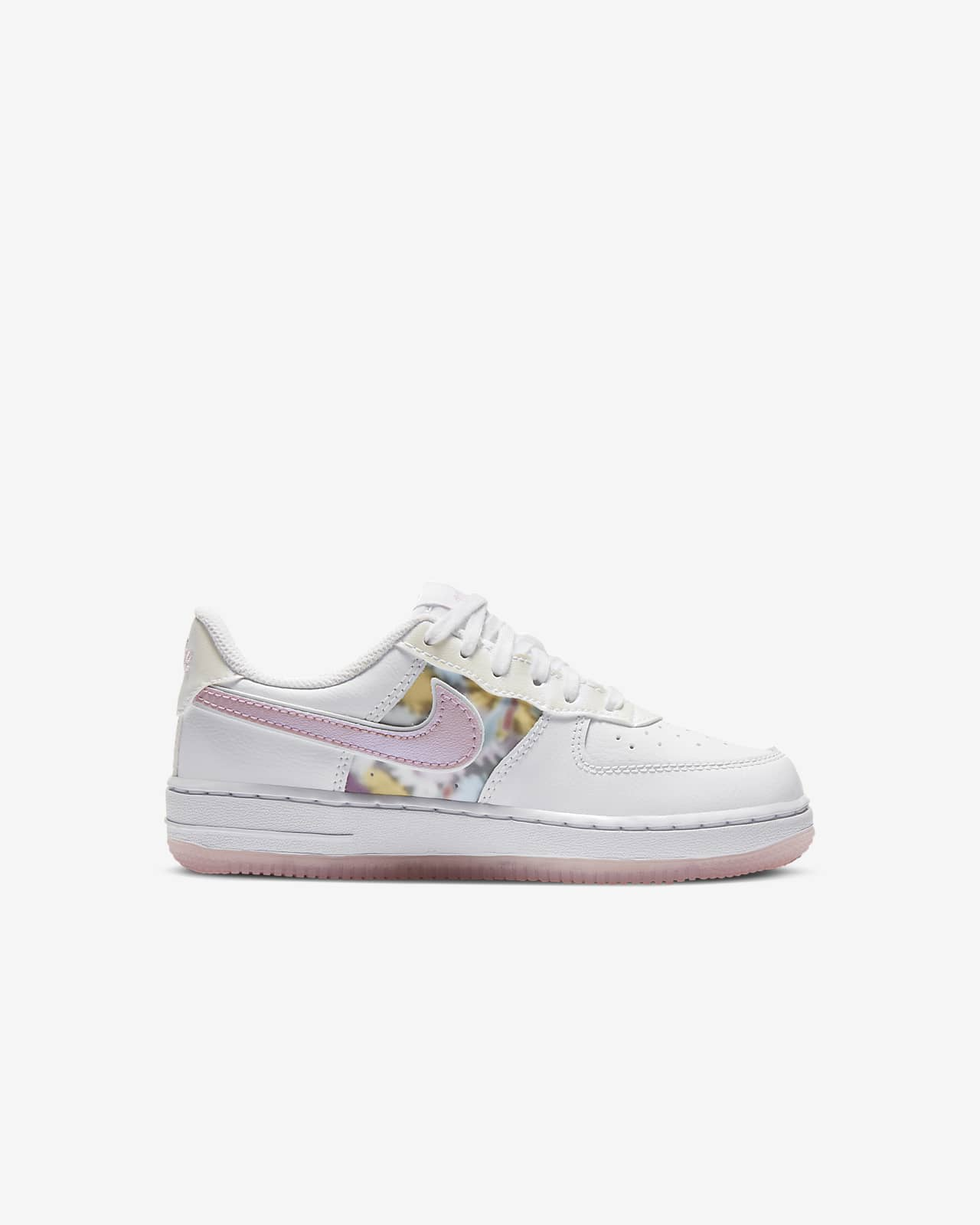 Nike Force 1 LV8 Little Kids' Shoe. Nike JP