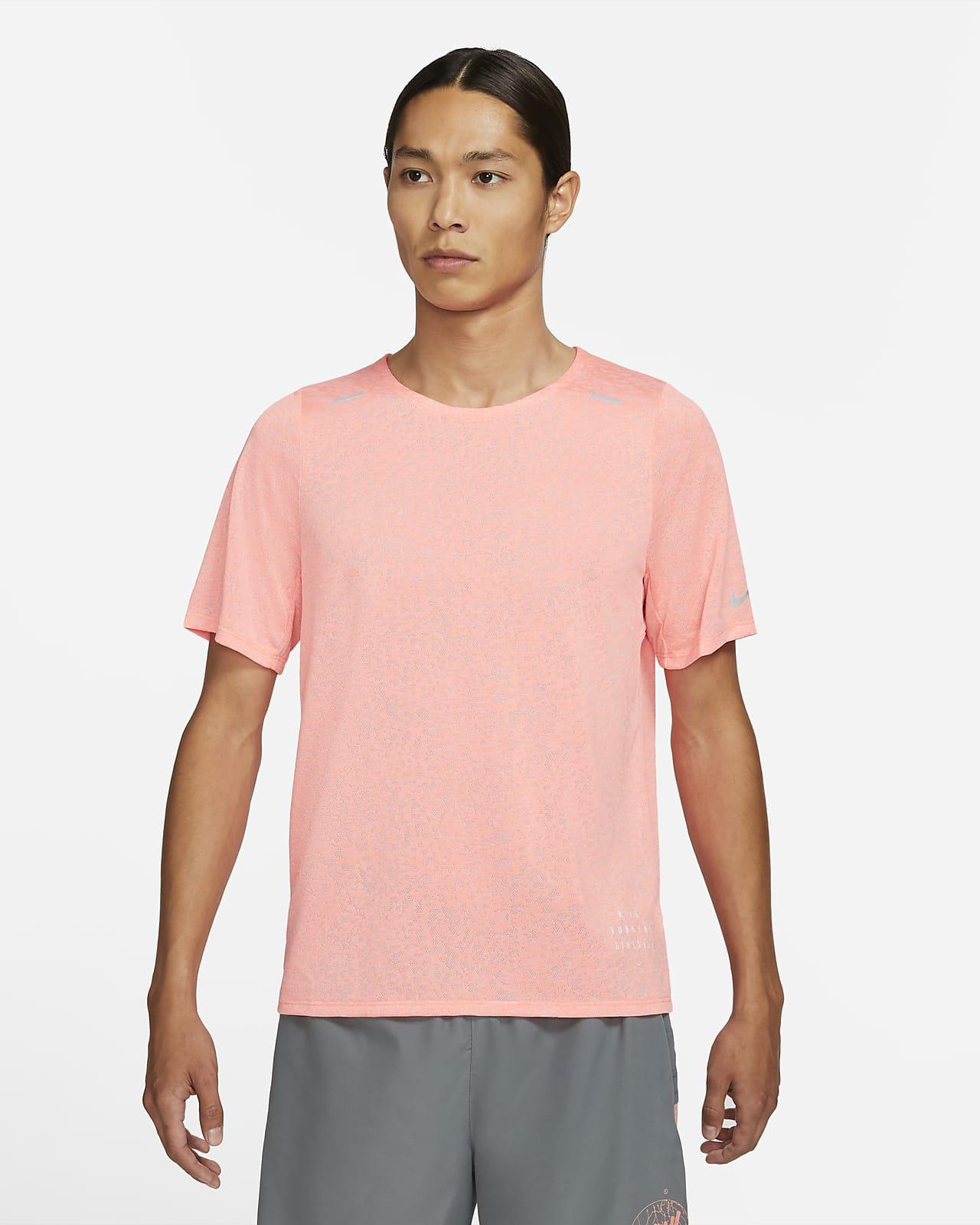 Nike Rise 365 Run Division 男款短袖跑步上衣