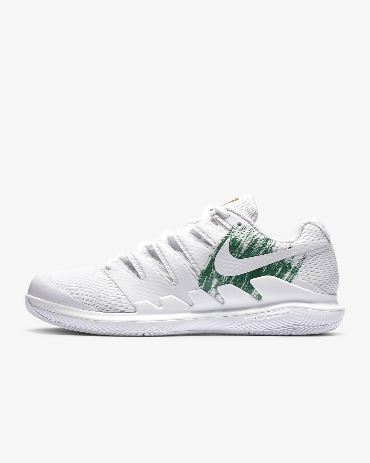 Nikecourt Air Zoom Vapor X Men S Hard Court Tennis Shoe Nike Ie