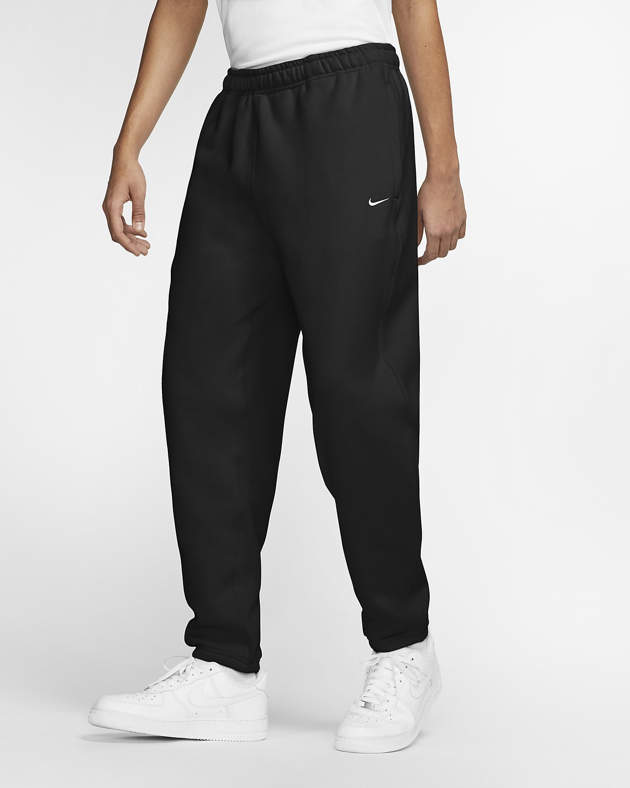 Pantalones de tejido Fleece NikeLab