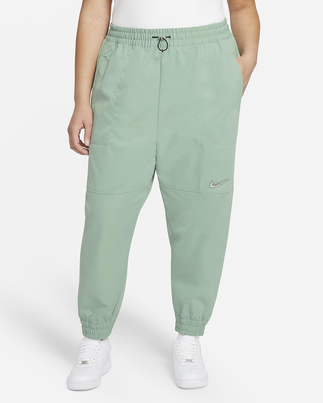 Pantalones para mujer (talla grande) Nike Sportswear Swoosh