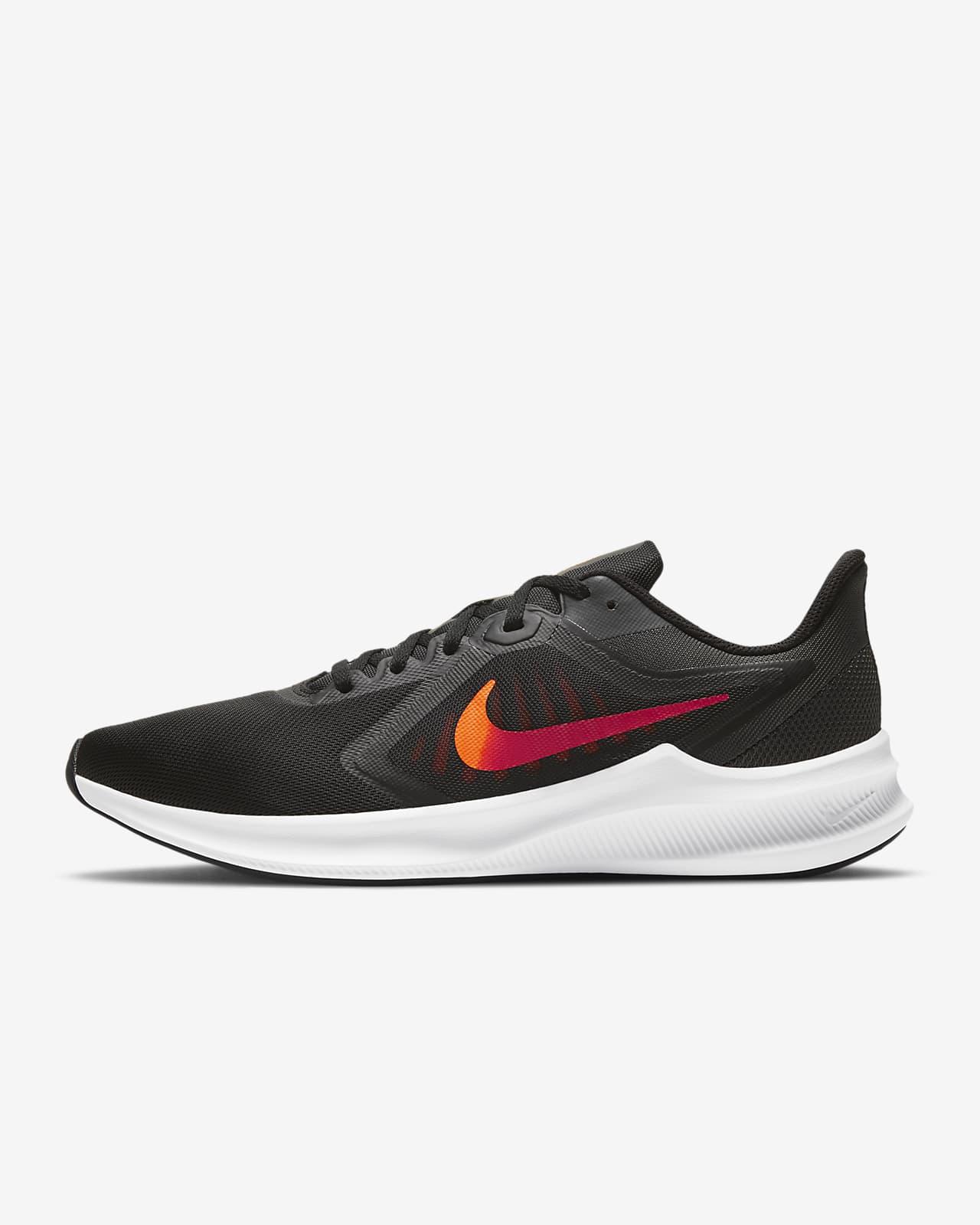 nike orange tennis shoes