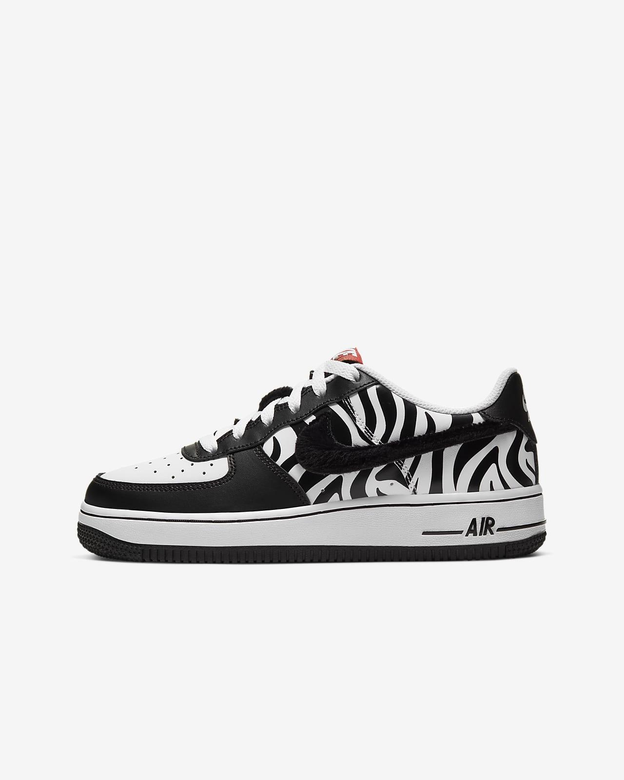 Nike Air Force 1 Big Kids Shoe Nike Com
