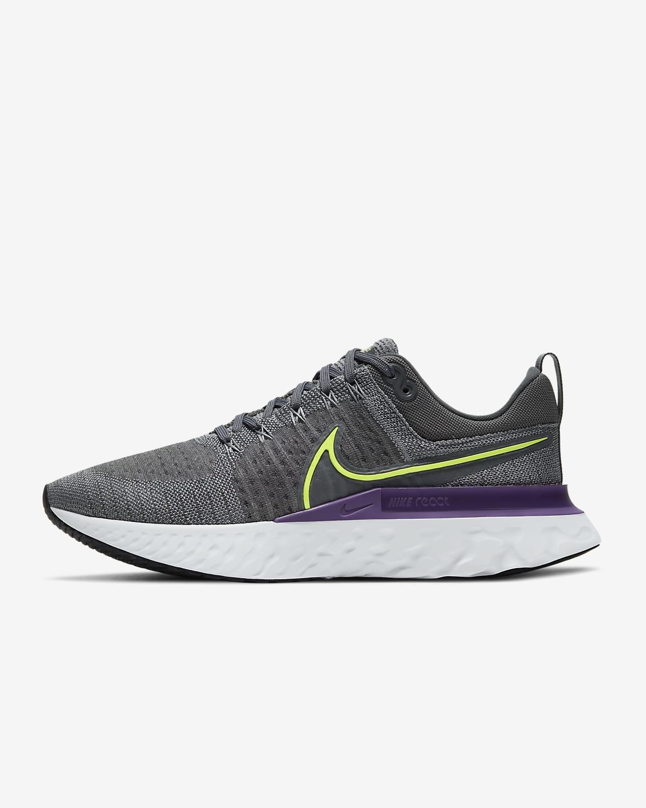 Nike React Infinity Run Flyknit 2 Men's Running Shoes. Nike LU