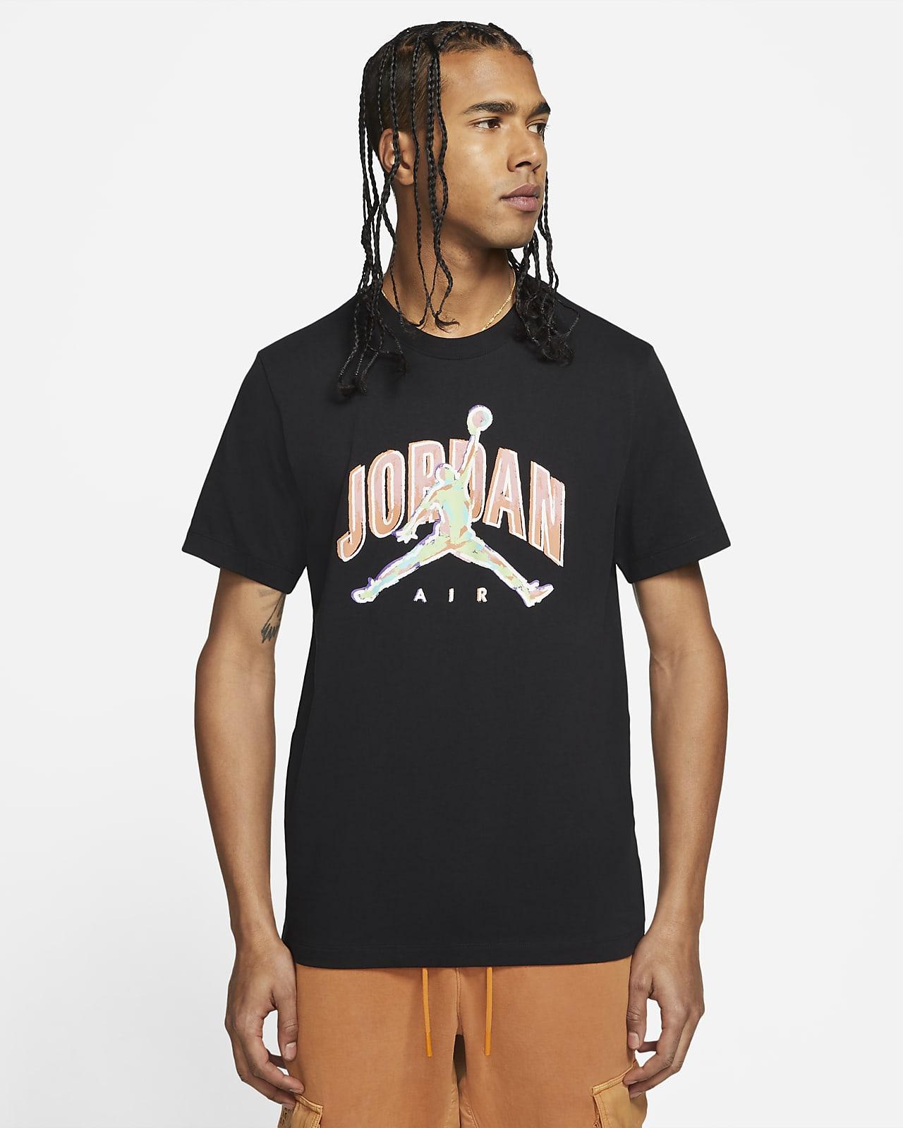 Jordan Air Men's Short-Sleeve T-Shirt