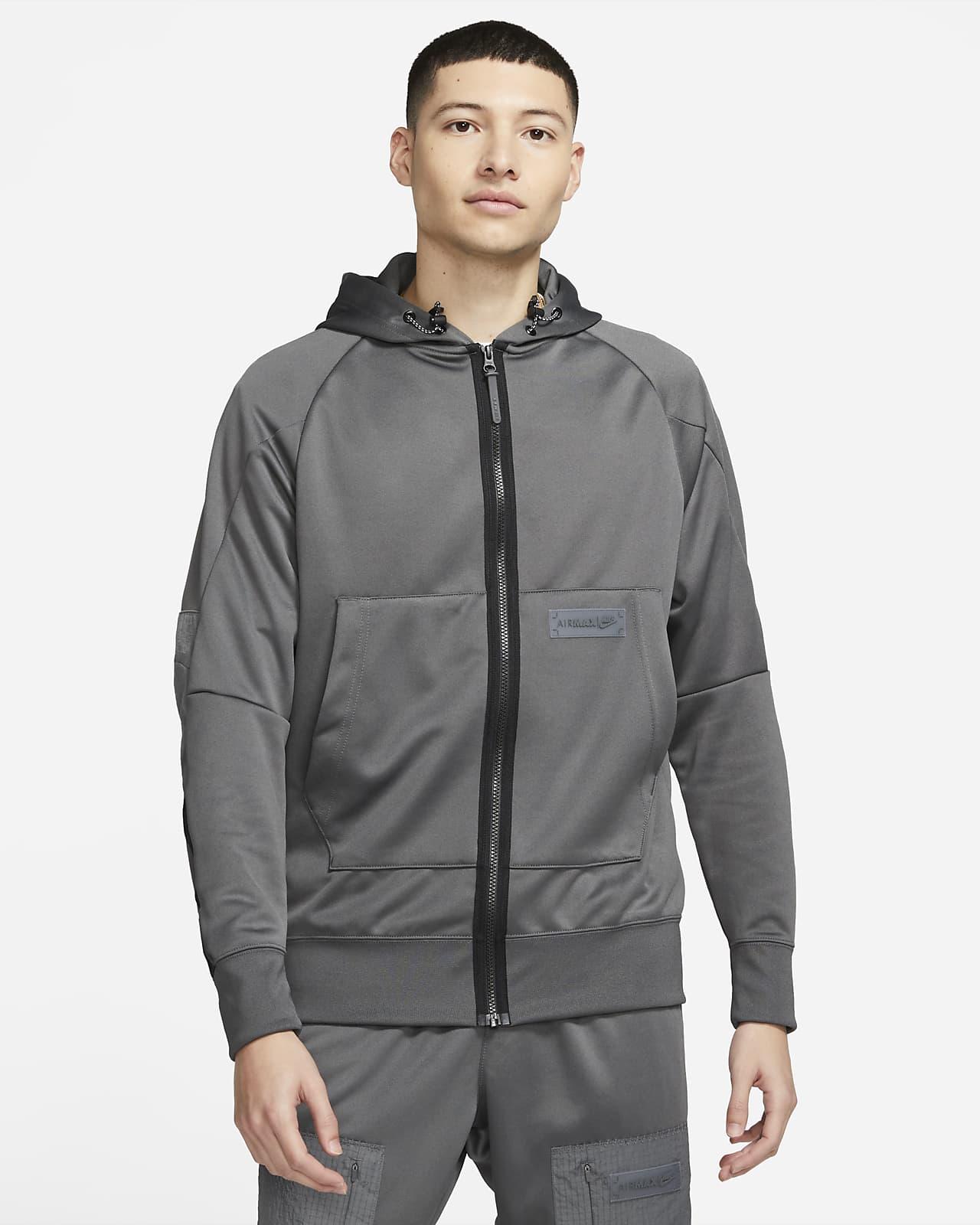 Pánská mikina s kapucí a dlouhým zipem Nike Sportswear Air Max