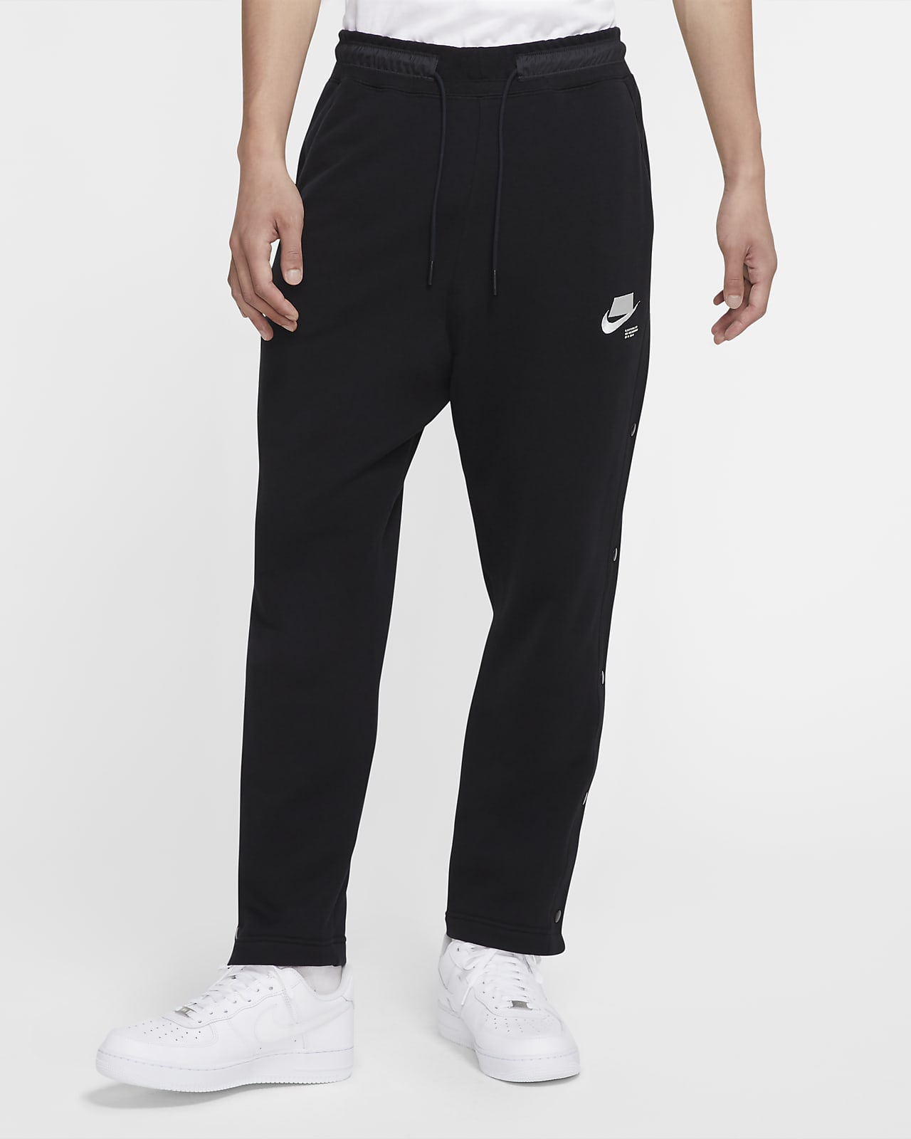 En sonido ponerse nervioso  Nike Sportswear NSW Men's French Terry Trousers. Nike VN
