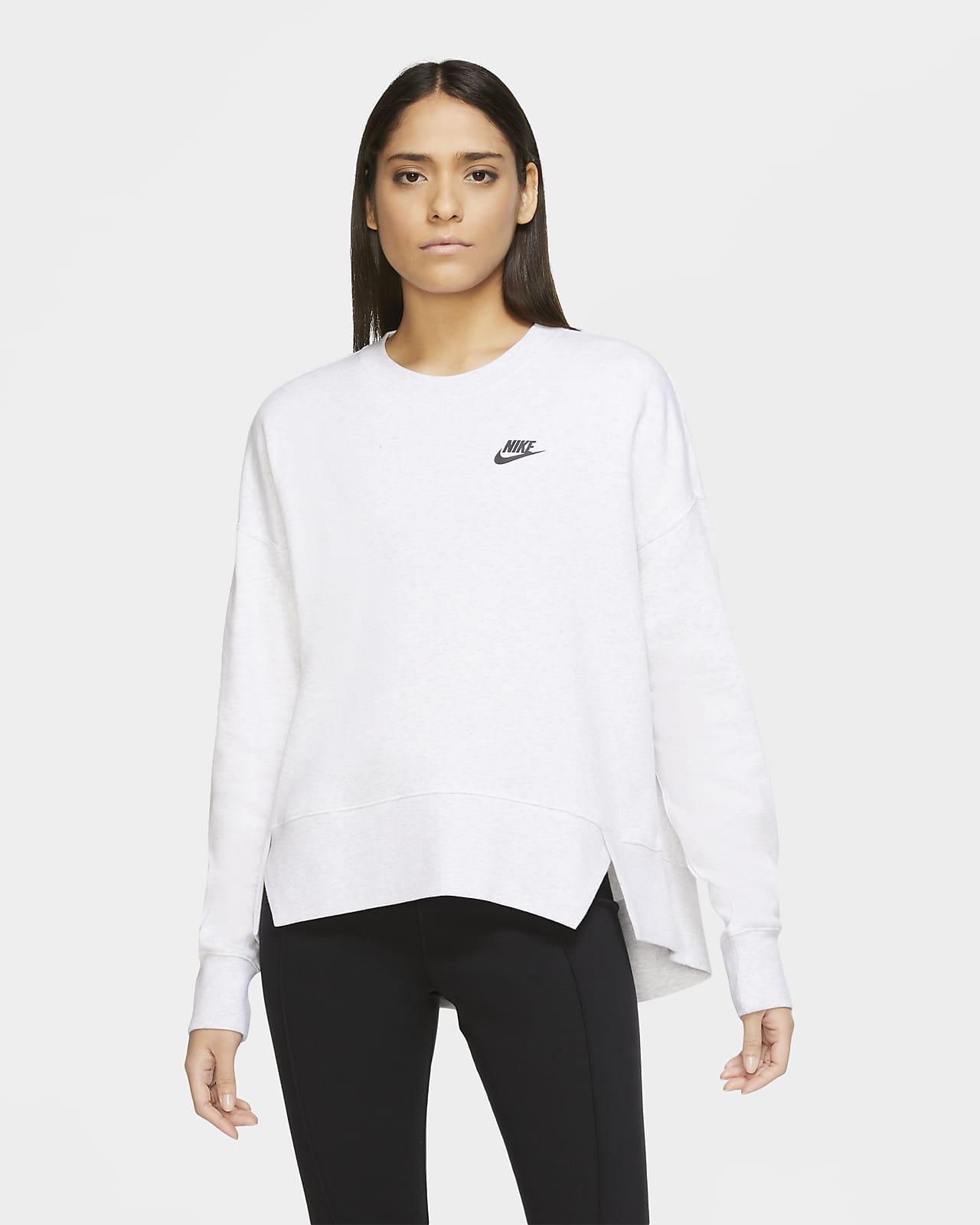 formal Ilegible Espectador  Nike Sportswear Club Women's Fleece Crew. Nike.com