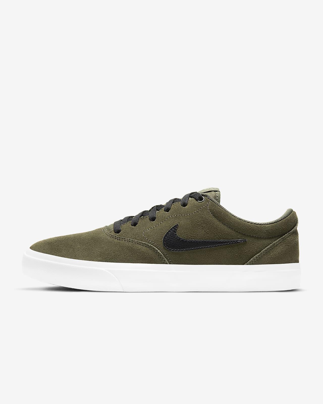 Nike SB Charge-skatersko i ruskind