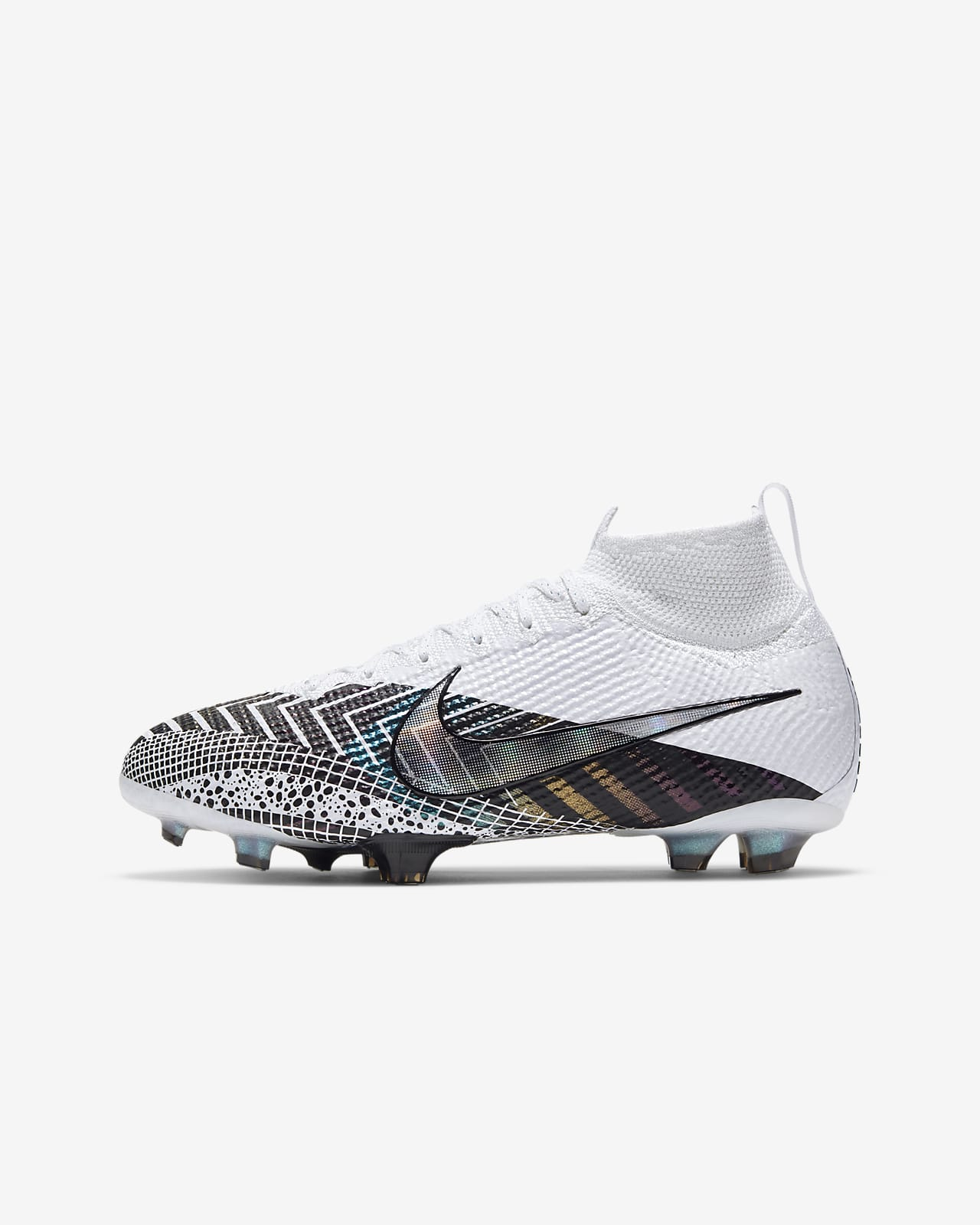 Nike Jr. Mercurial Superfly 7 Elite MDS FG Older Kids' Firm-Ground Football Boot