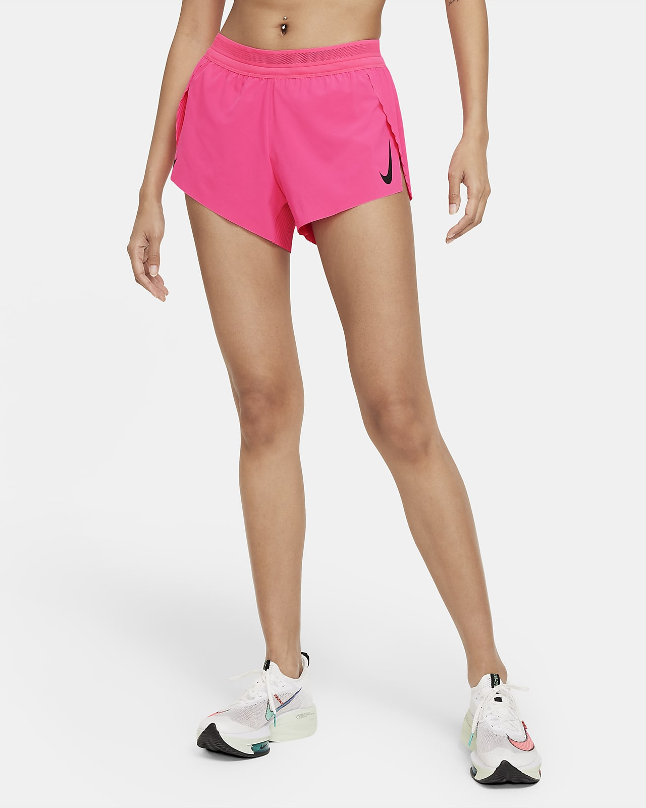 Женские беговые шорты Nike AeroSwift