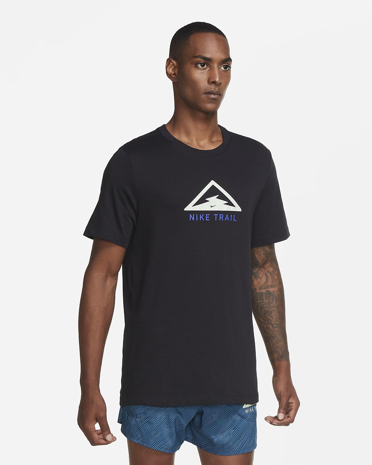 Nike Dri-FIT Trail Trailrunningshirt voor heren