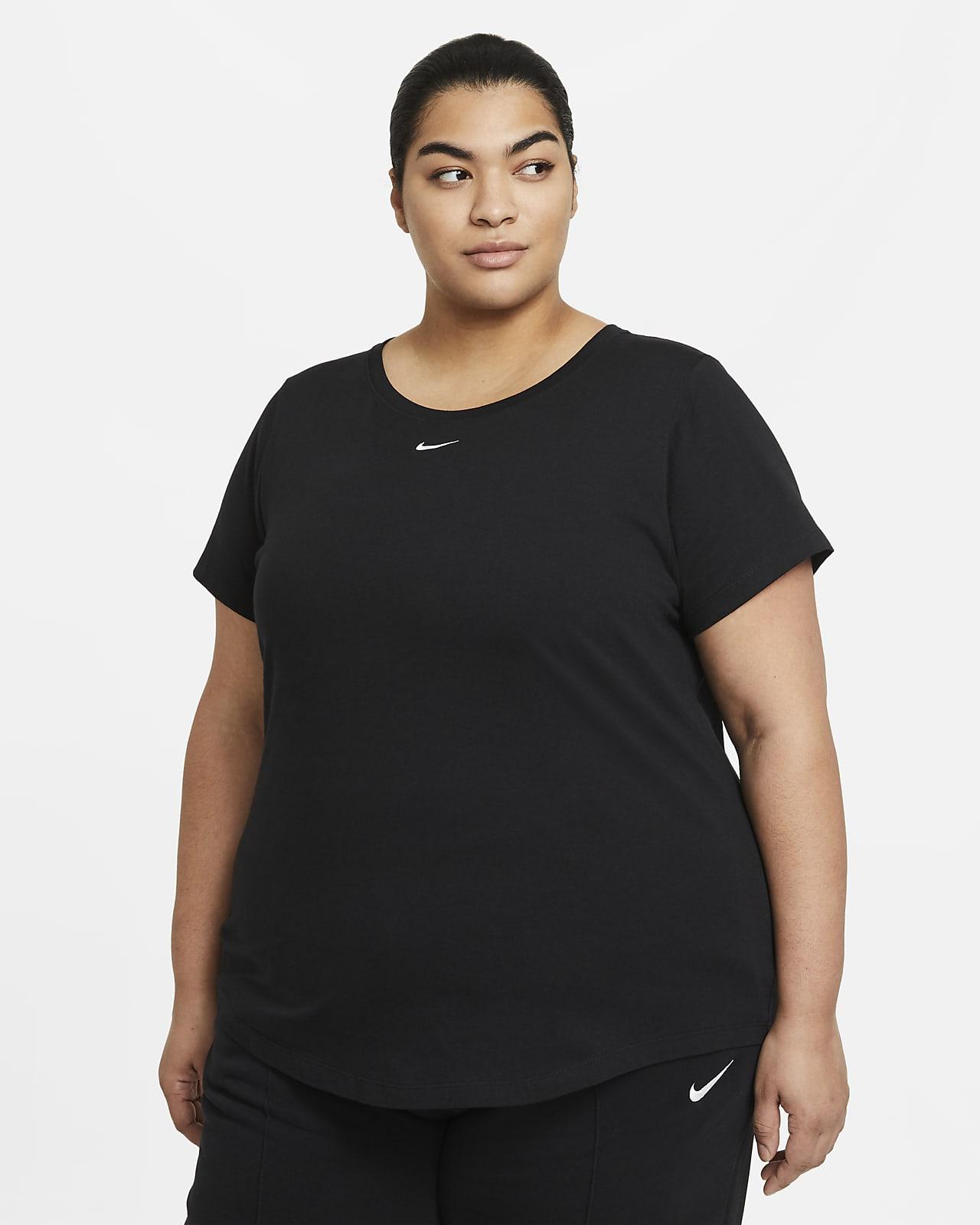 Nike Sportswear Women's T-Shirt (Plus Size)