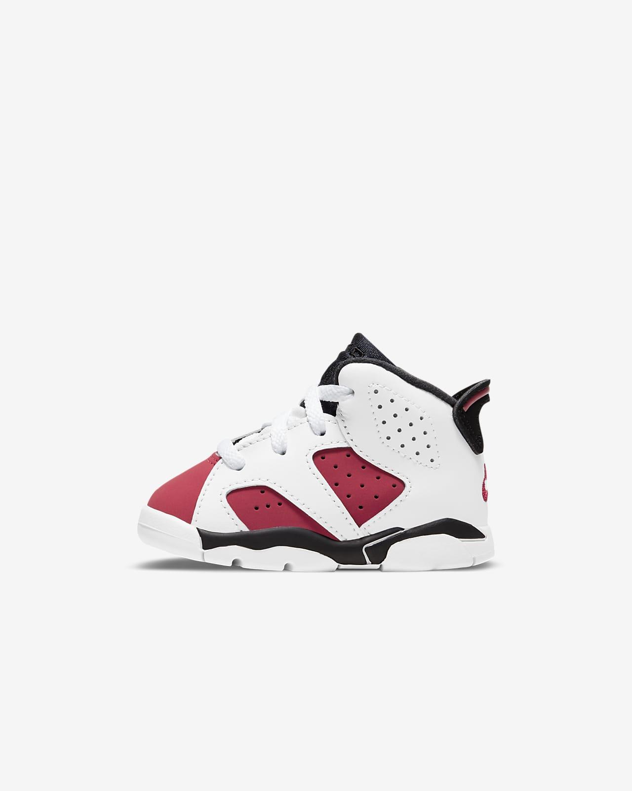 Jordan 6 Retro Baby and Toddler Shoe