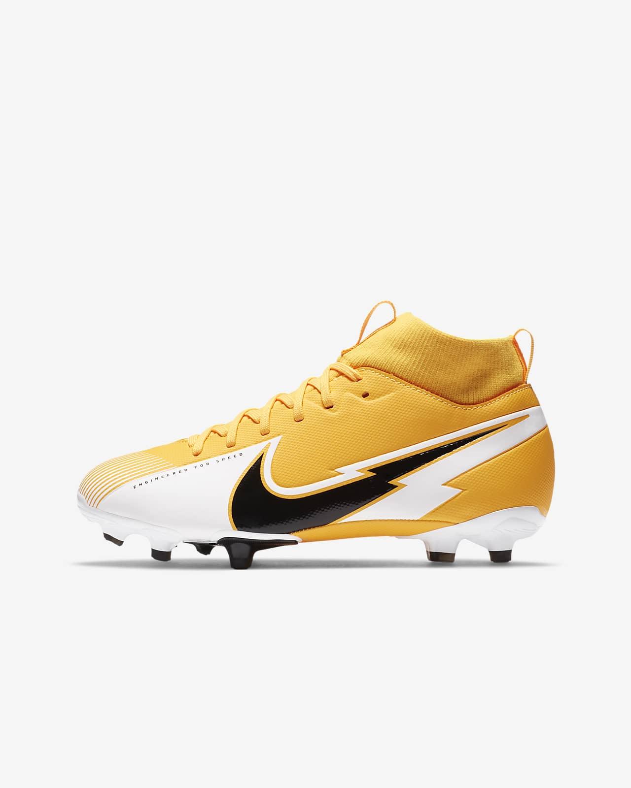 Nike Jr. Mercurial Superfly 7 Academy MG Kids' Multi-Ground Football Boots