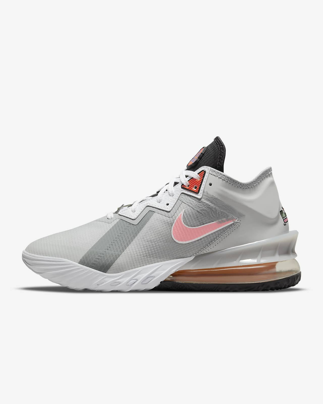 Chaussure de basketball LeBron18 Low «Bugs vs Marvin»