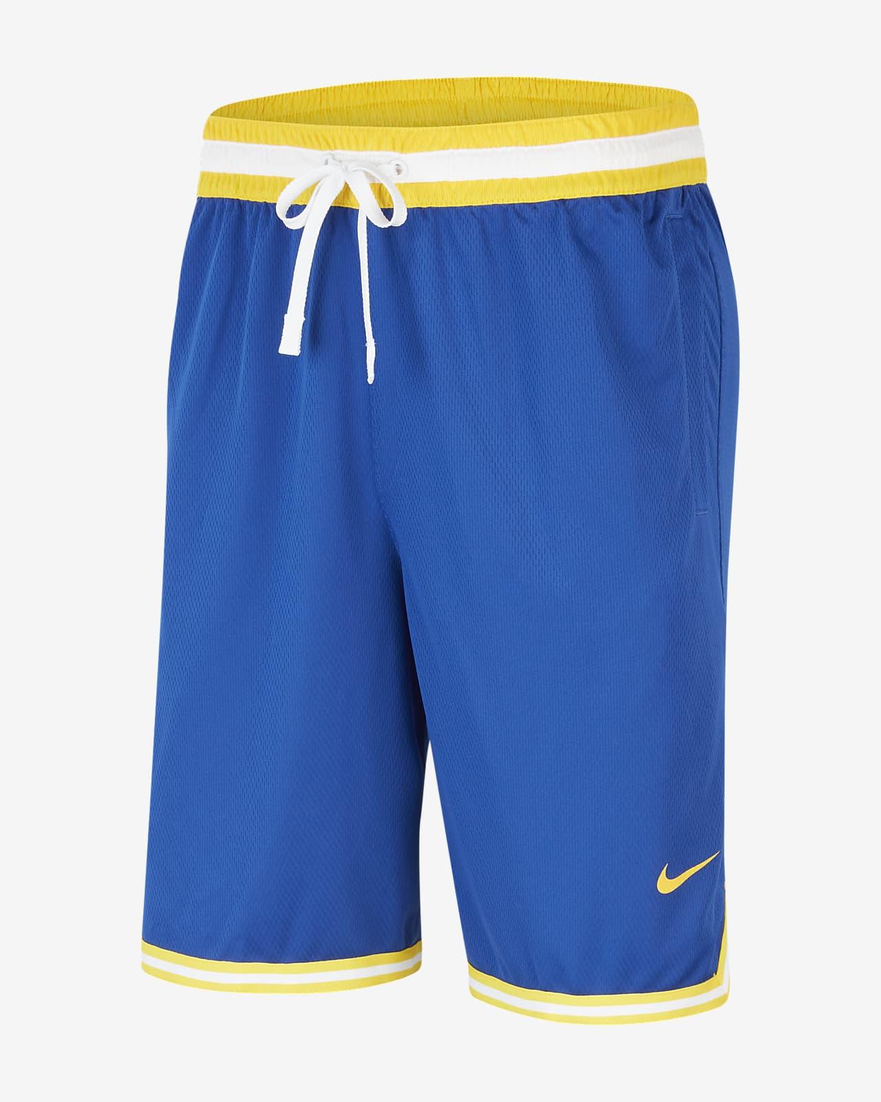 Shorts Golden State Warriors DNA Nike NBA - Uomo