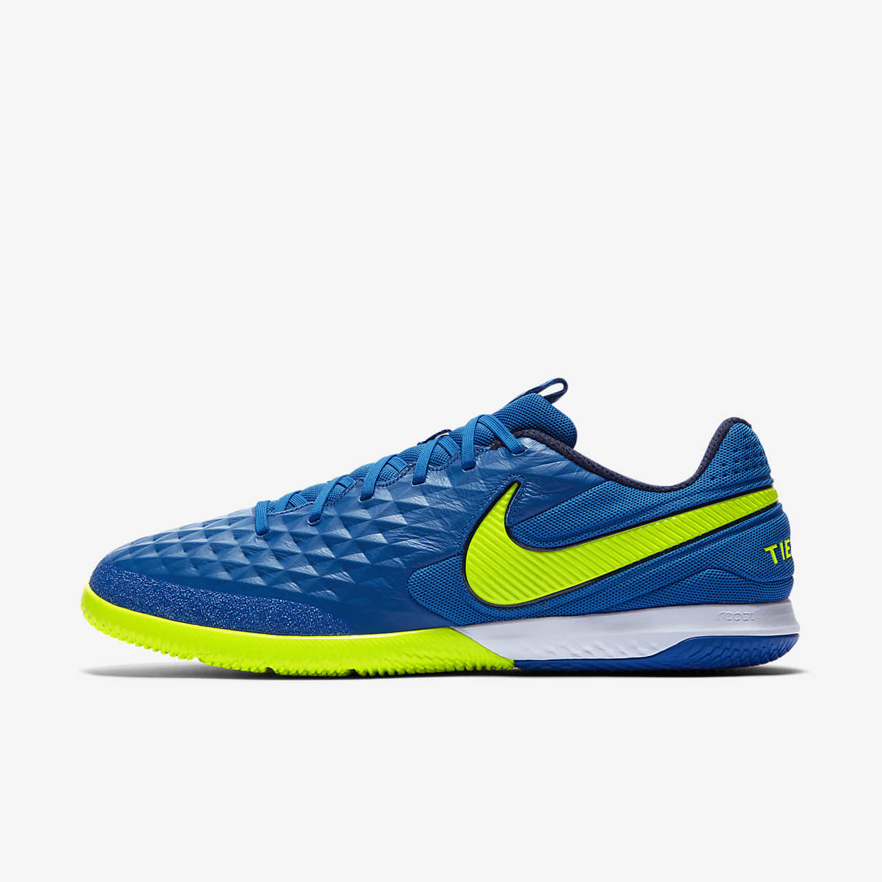 Fotbollssko för inomhusplan/futsal/street Nike React Tiempo Legend 8 Pro IC