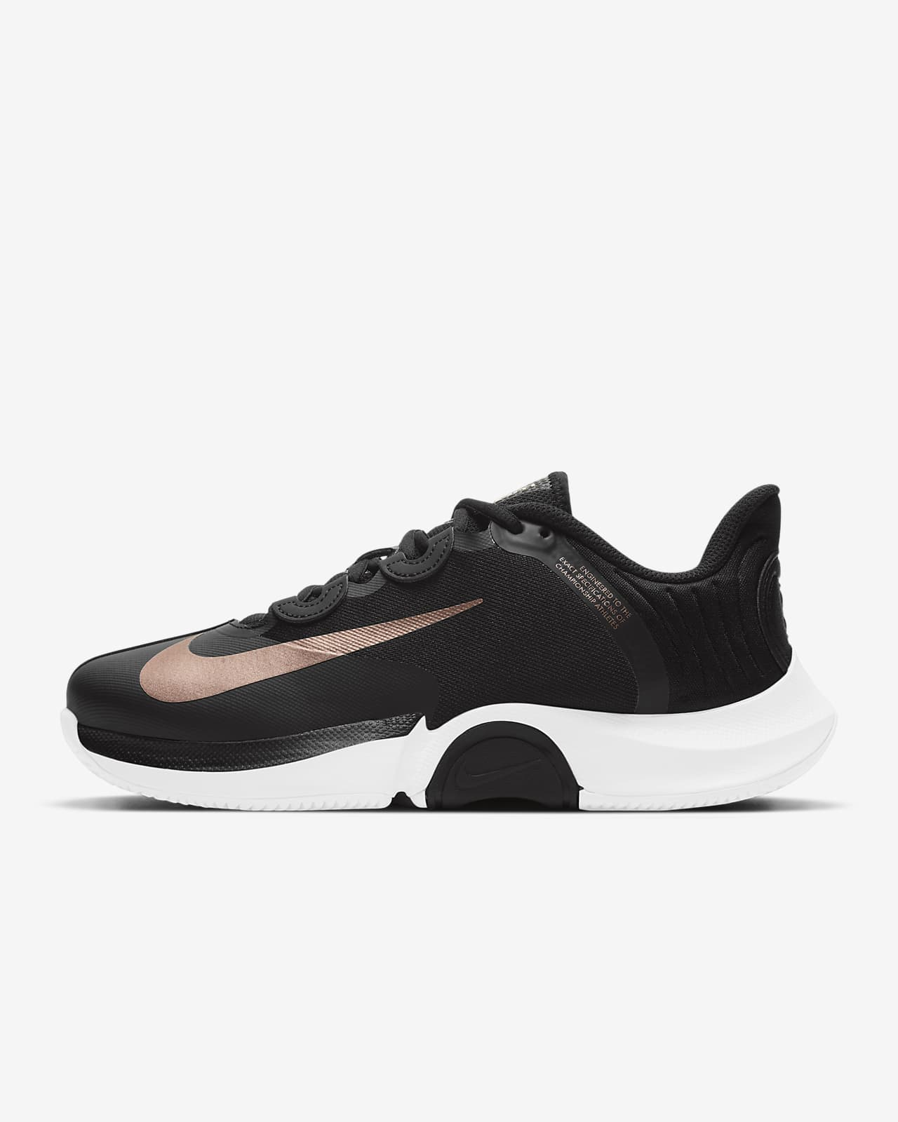 Sapatilhas de ténis para piso duro NikeCourt Air Zoom GP Turbo para mulher