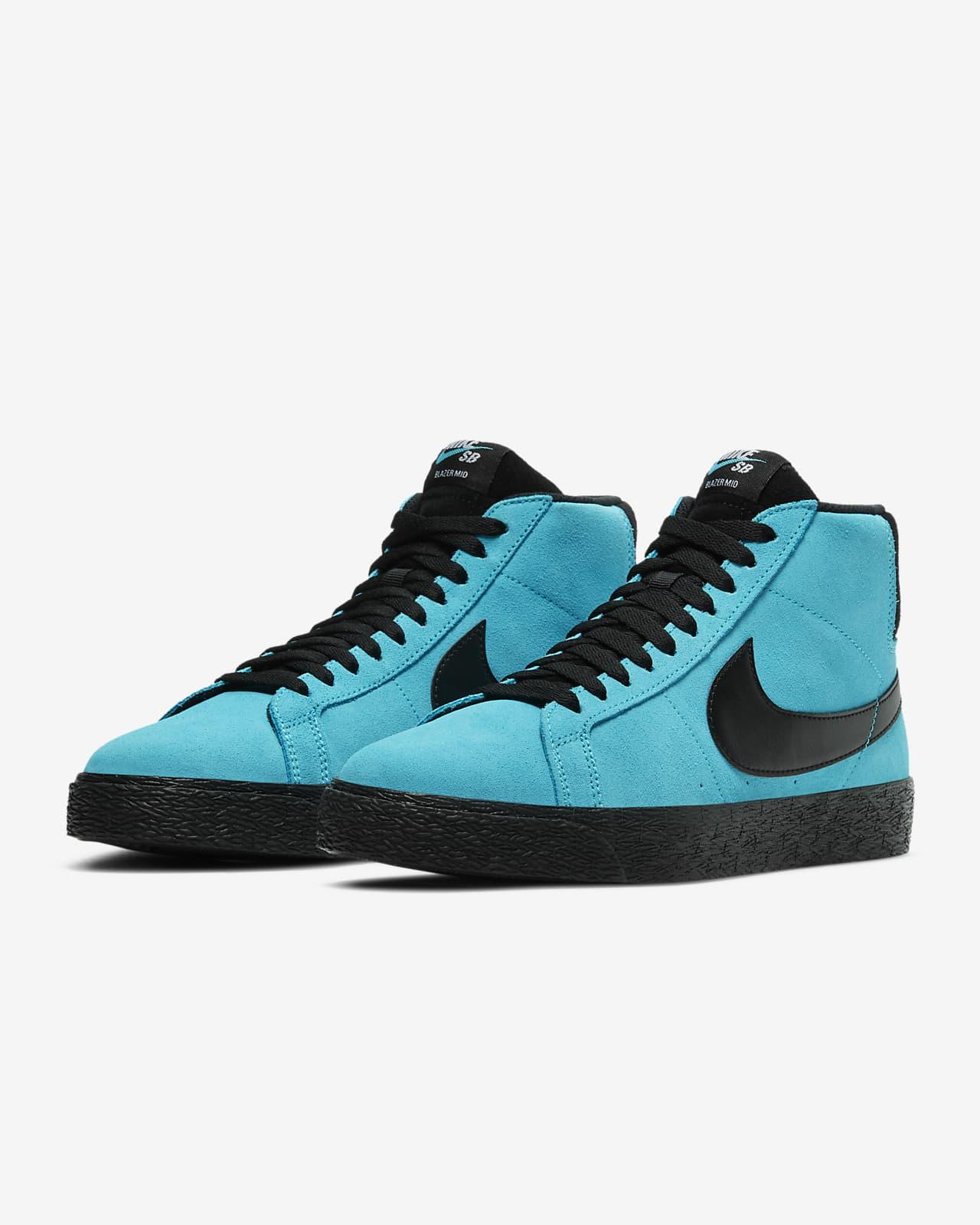 Nike SB Zoom Blazer Mid Skate Shoe. Nike PH