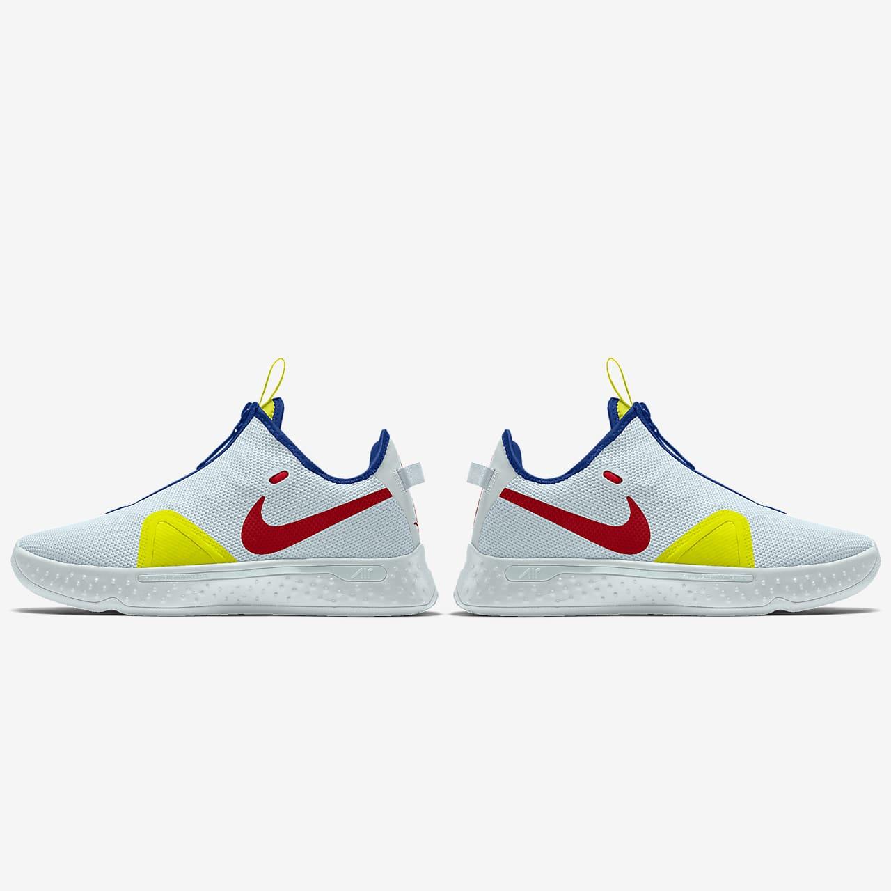 PG 4 By You Custom Basketball Shoe. Nike JP