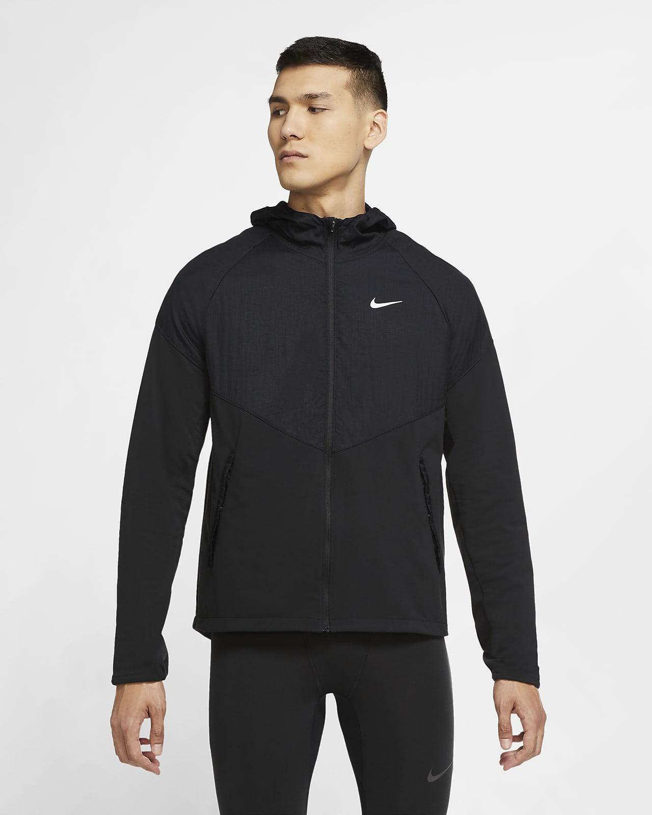 Pánská běžecká bunda Nike Therma Essential