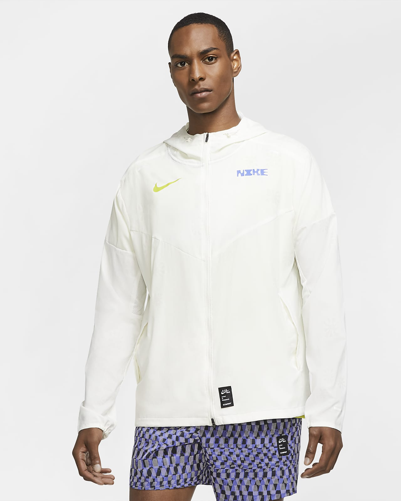 Nike Windrunner A.I.R. Chaz Bear Men's Running Jacket