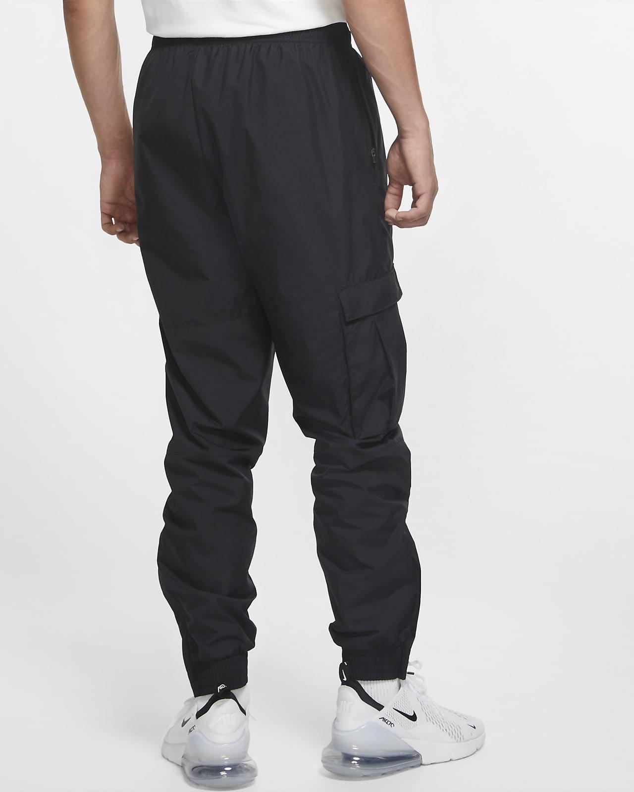 Woven Soccer Track Pants. Nike