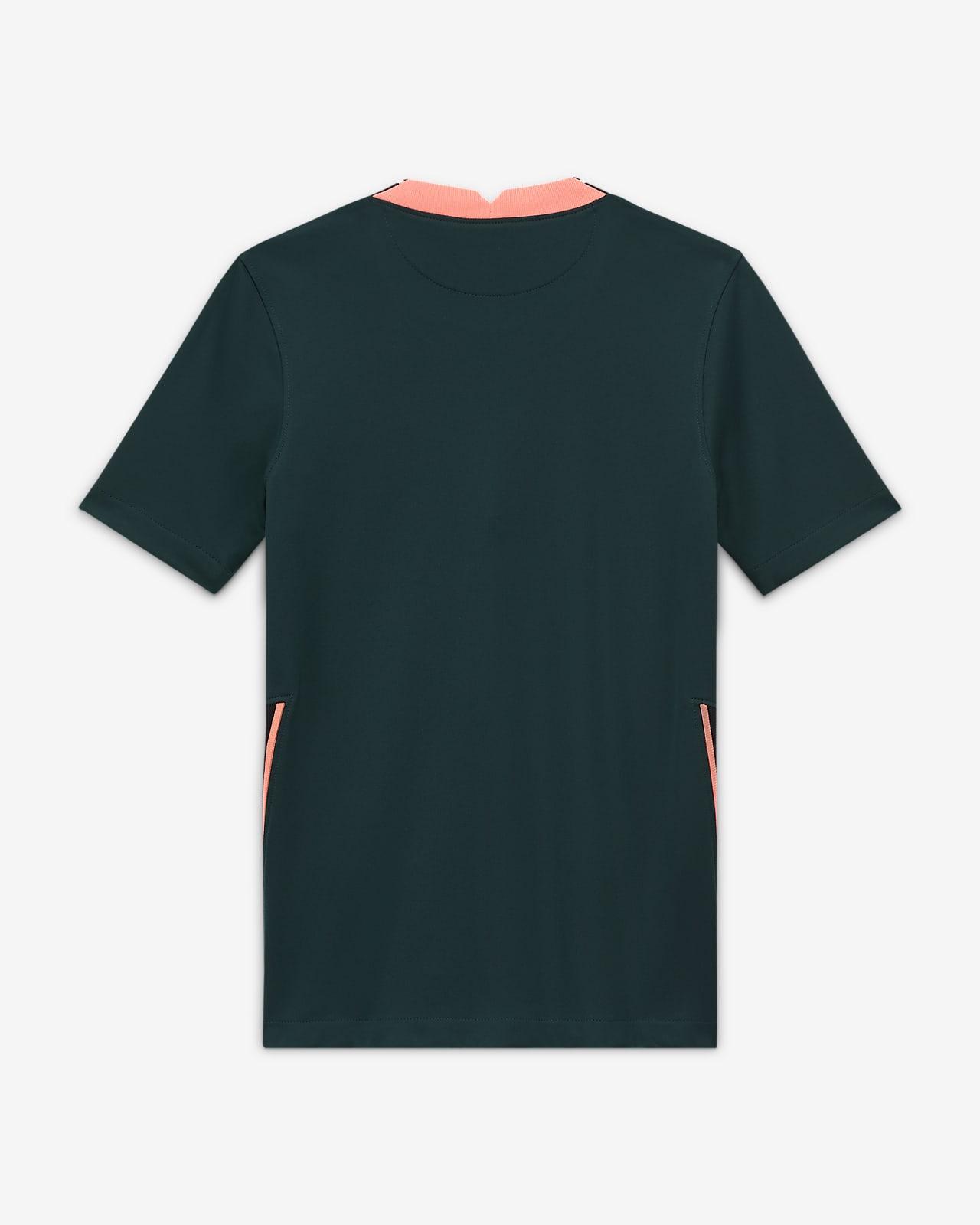 Tottenham Hotspur 2020 21 Stadium Away Older Kids Football Shirt Nike Eg