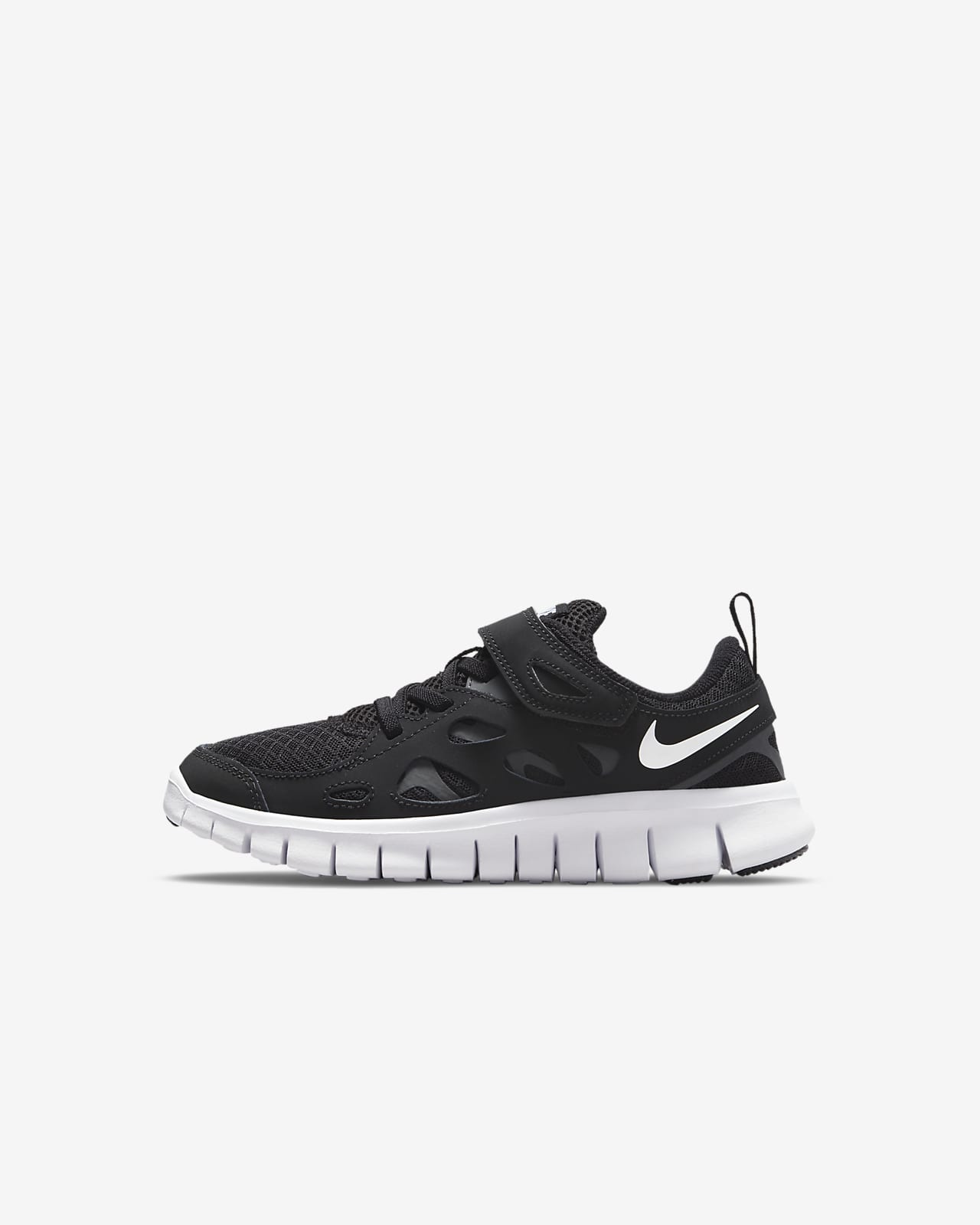 Nike Free Run 2-sko til mindre børn