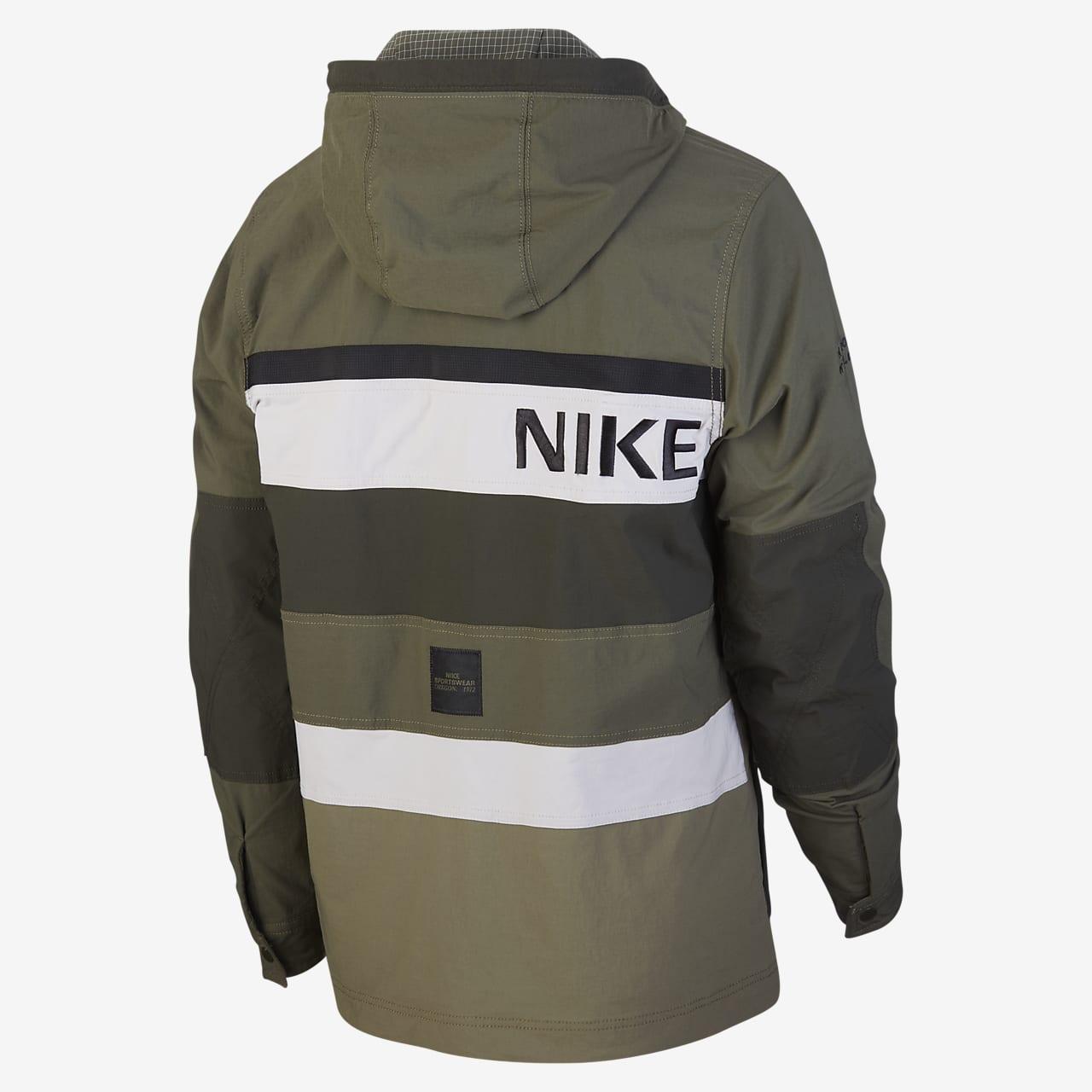 Veste à capuche Nike Sportswear pour Homme. Nike CA