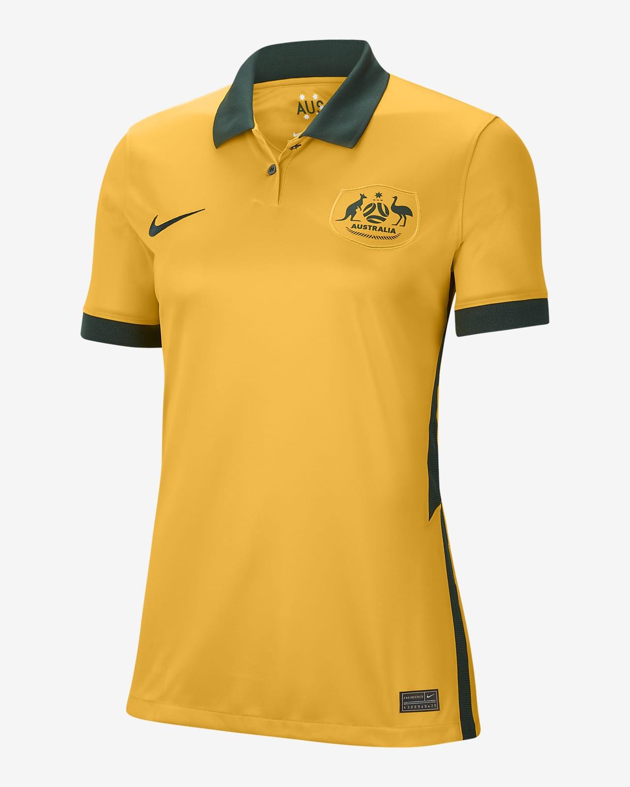 Maglia da calcio Australia 2020 Stadium da donna - Home