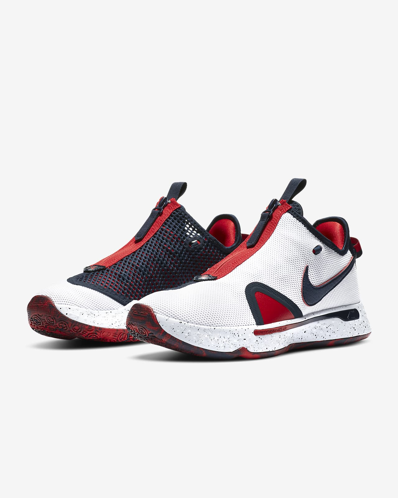 PG 4 Basketball Shoe. Nike.com