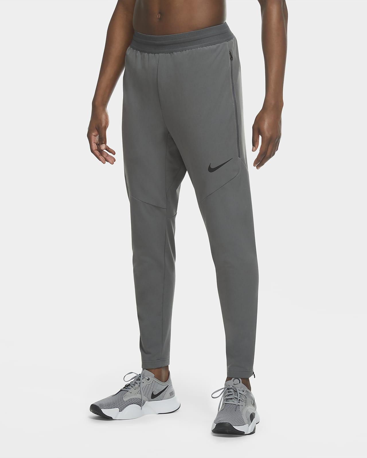 Vävda vinterträningsbyxor Nike för män