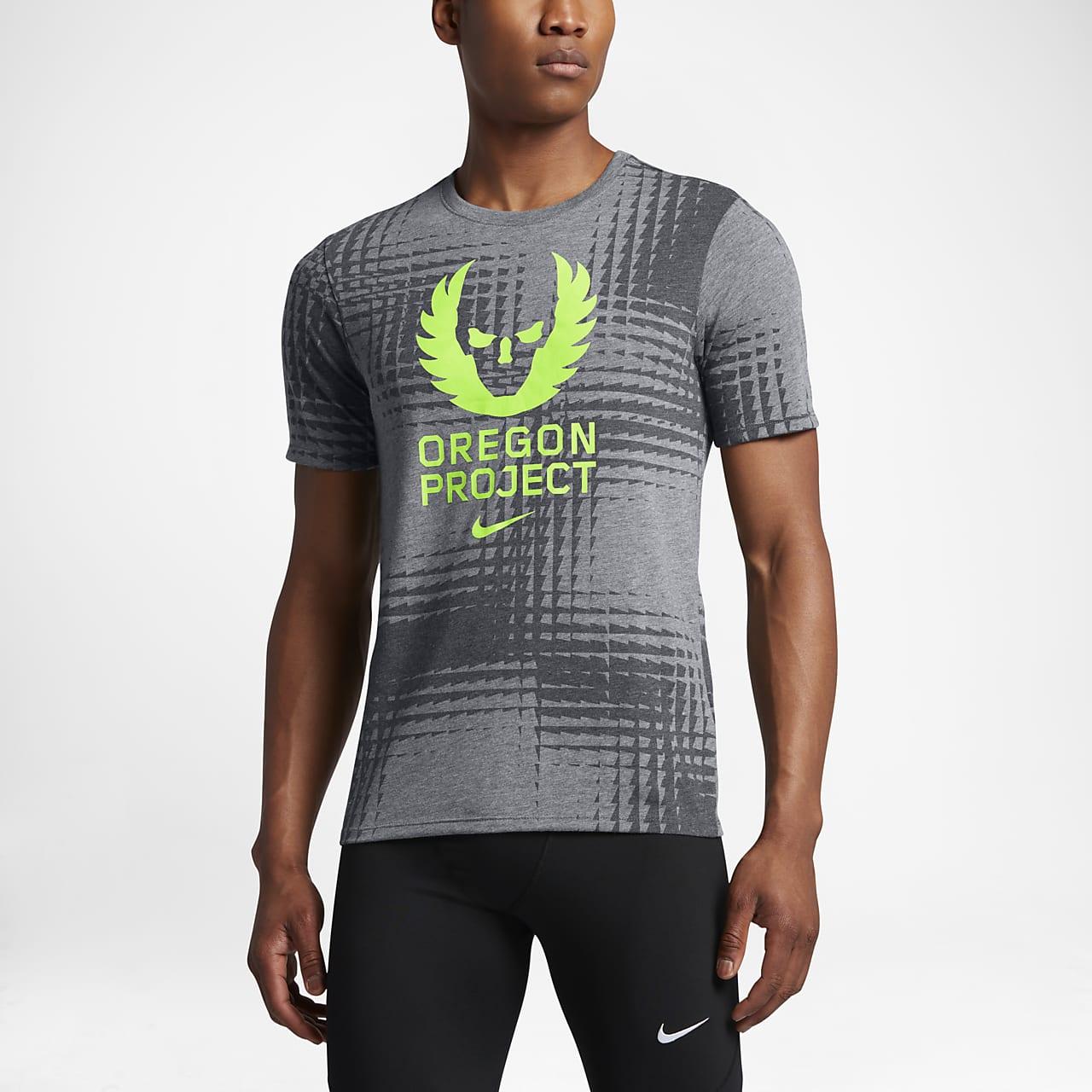 Pais de Ciudadania Benigno Más que nada  Nike Dry 'Oregon Project' Men's Running T-Shirt. Nike AU