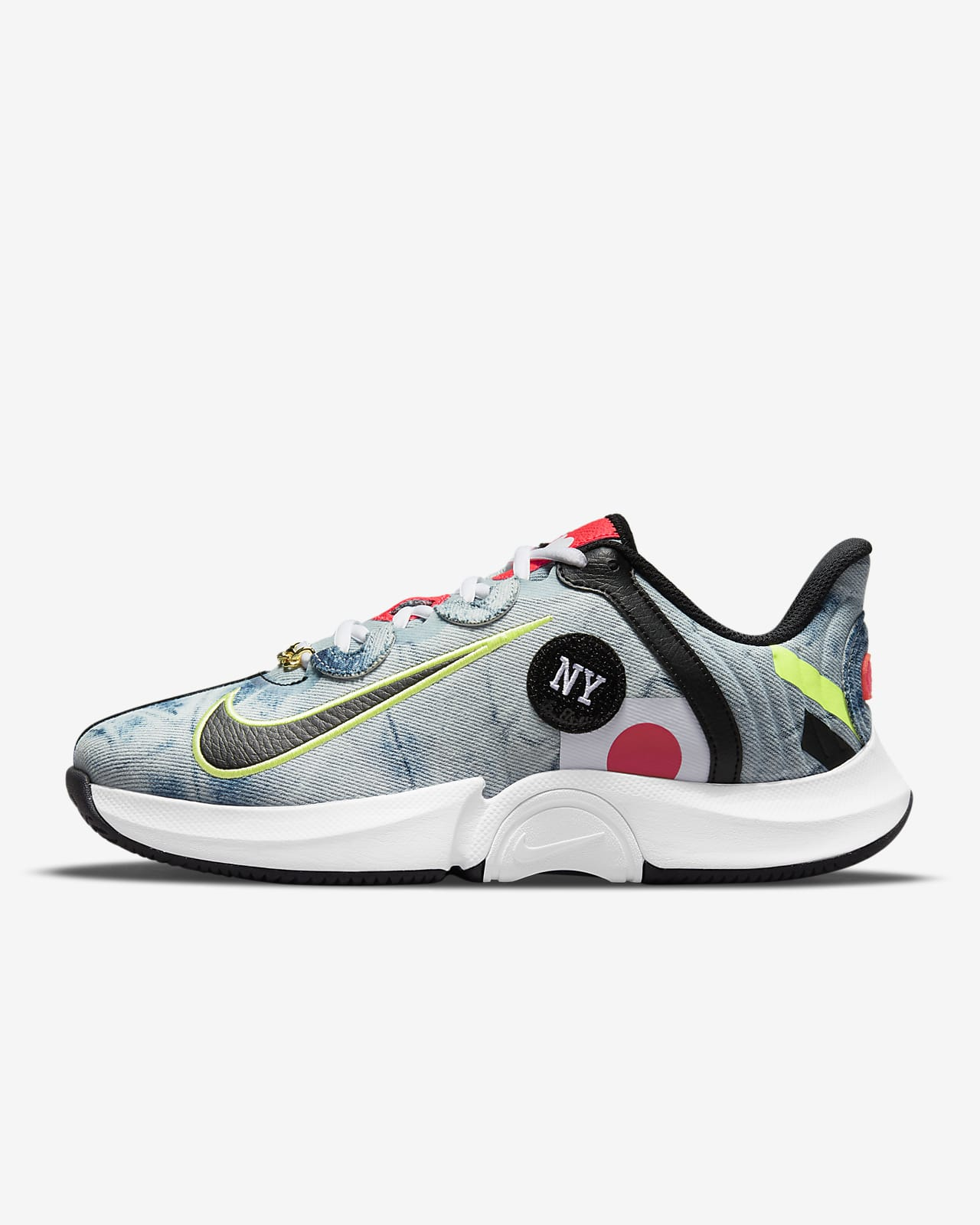 Chaussures de tennis pour surface dure NikeCourt Air Zoom GP Turbo ...