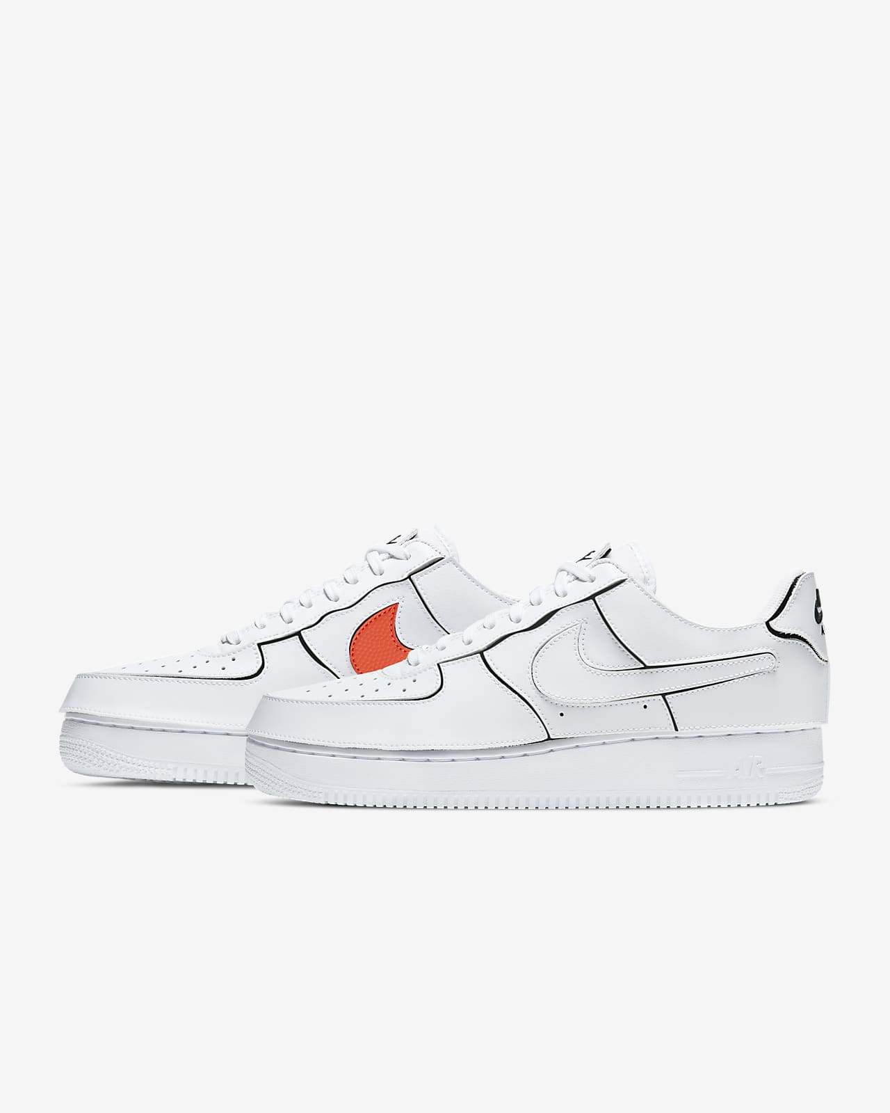 Chaussure Nike AF 1/1 pour Homme