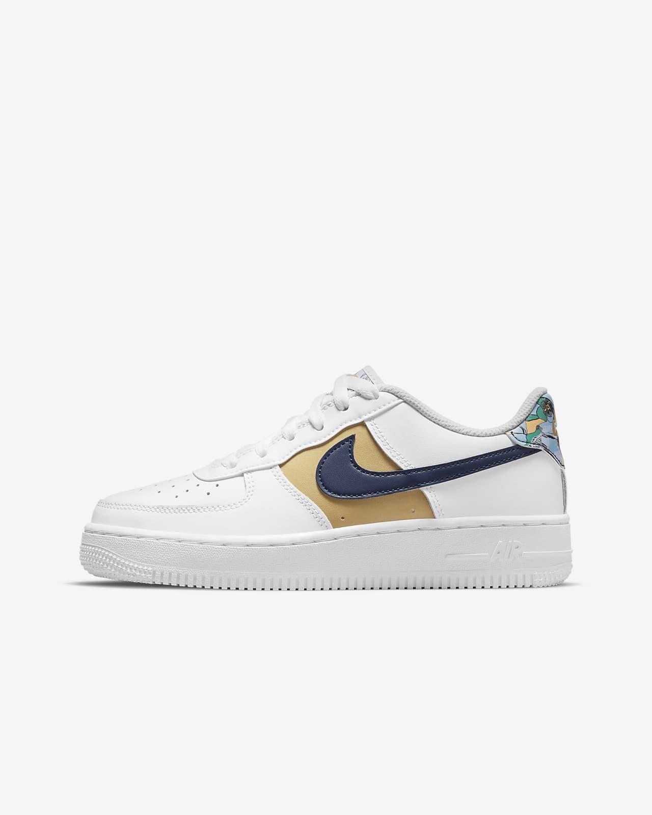 Nike Air Force 1 LV8-sko til større børn