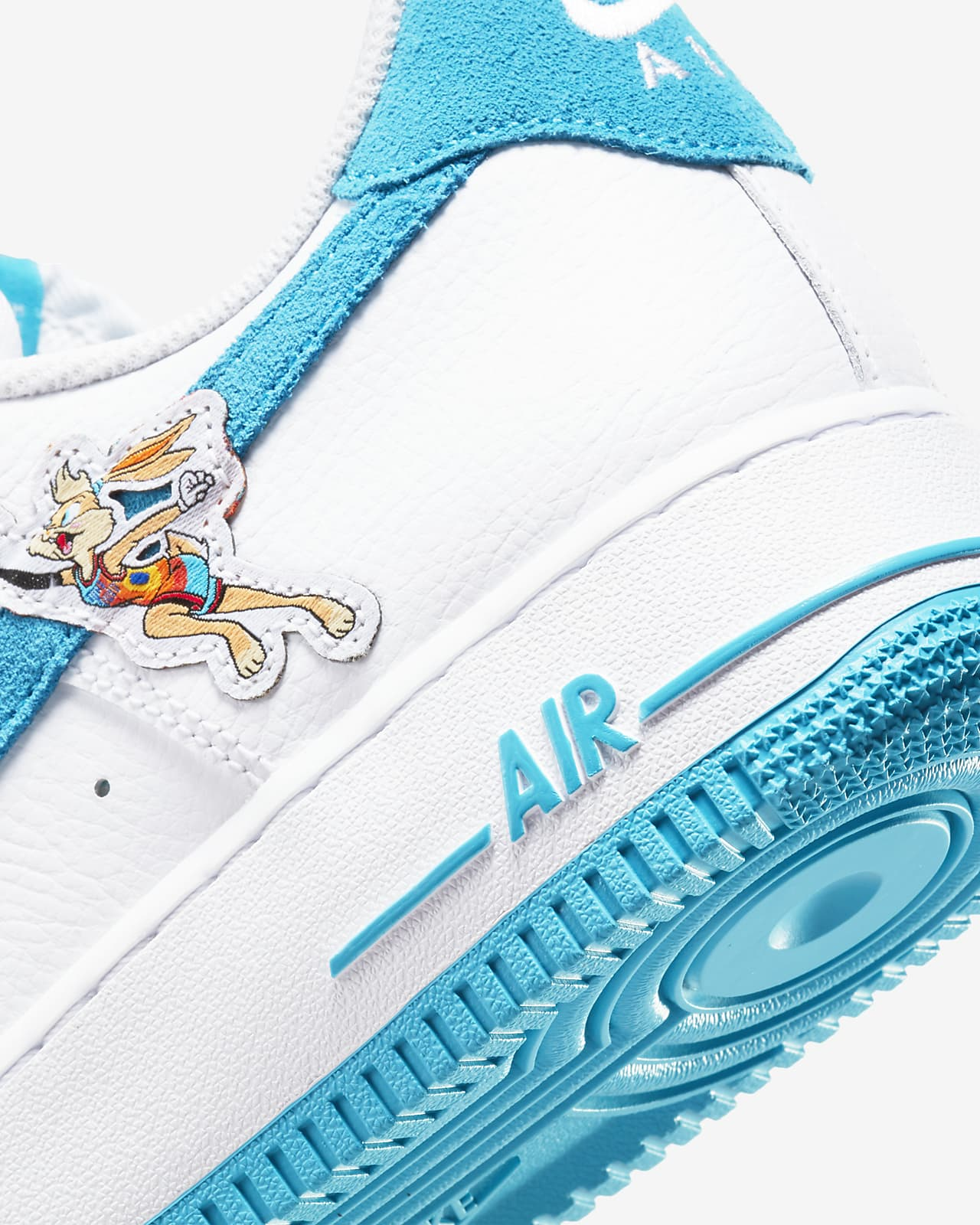 Chaussure Nike Air Force 1 '07 x Space Jam : A Legacy pour Homme ...