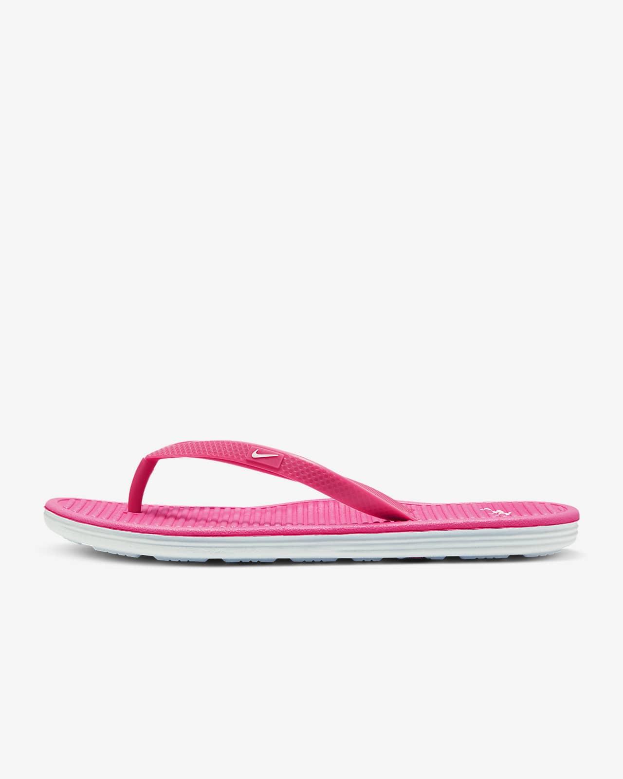Nike Solarsoft Women's Flip Flop. Nike ID