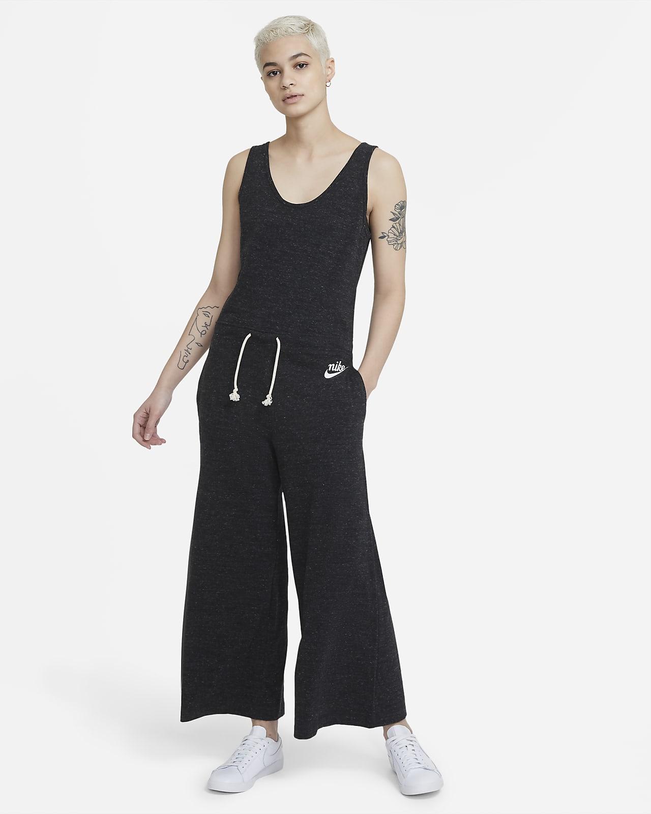 Nike Sportswear Gym Vintage Women's Romper