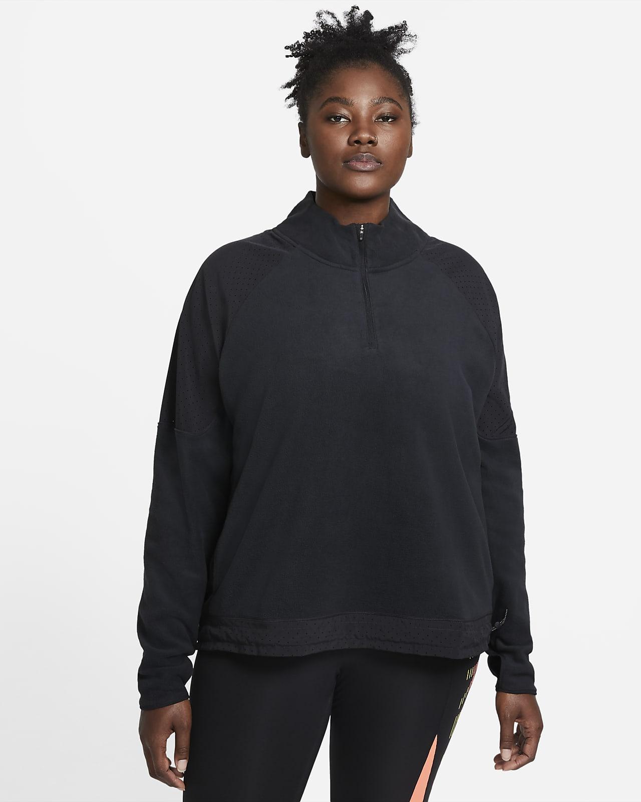 Nike Air Midlayer Damen-Laufoberteil (große Größe)