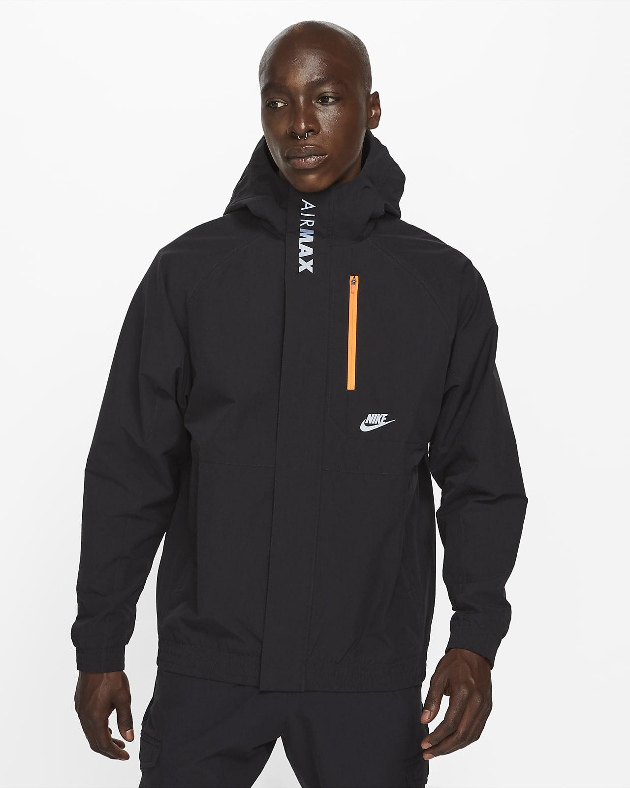 Nike Air Max Herren-Webjacke