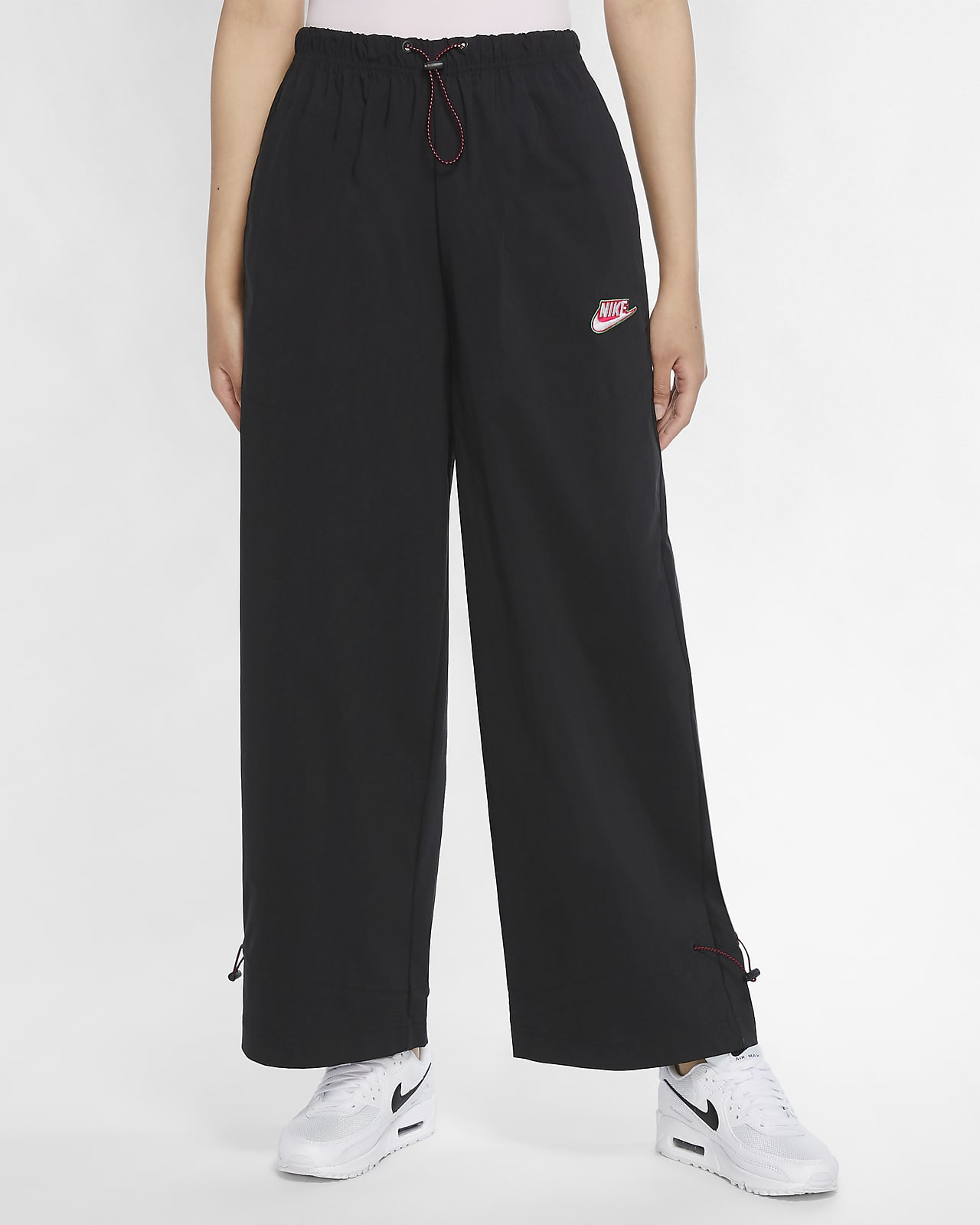 Apoyarse Reclamación Articulación  Pantalones para mujer Nike Sportswear Icon Clash. Nike.com