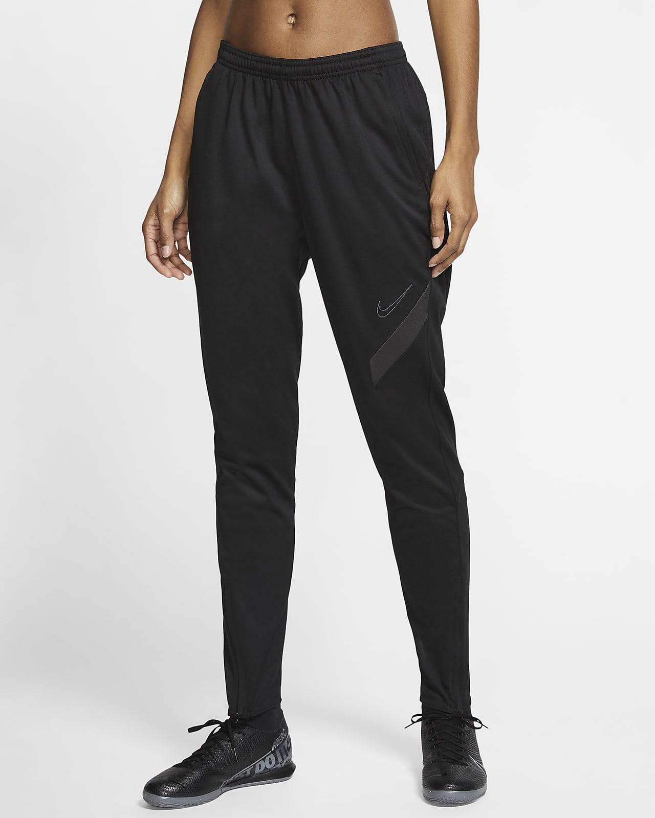 Pantalones De Futbol Para Mujer Nike Dri Fit Academy Pro Nike Com
