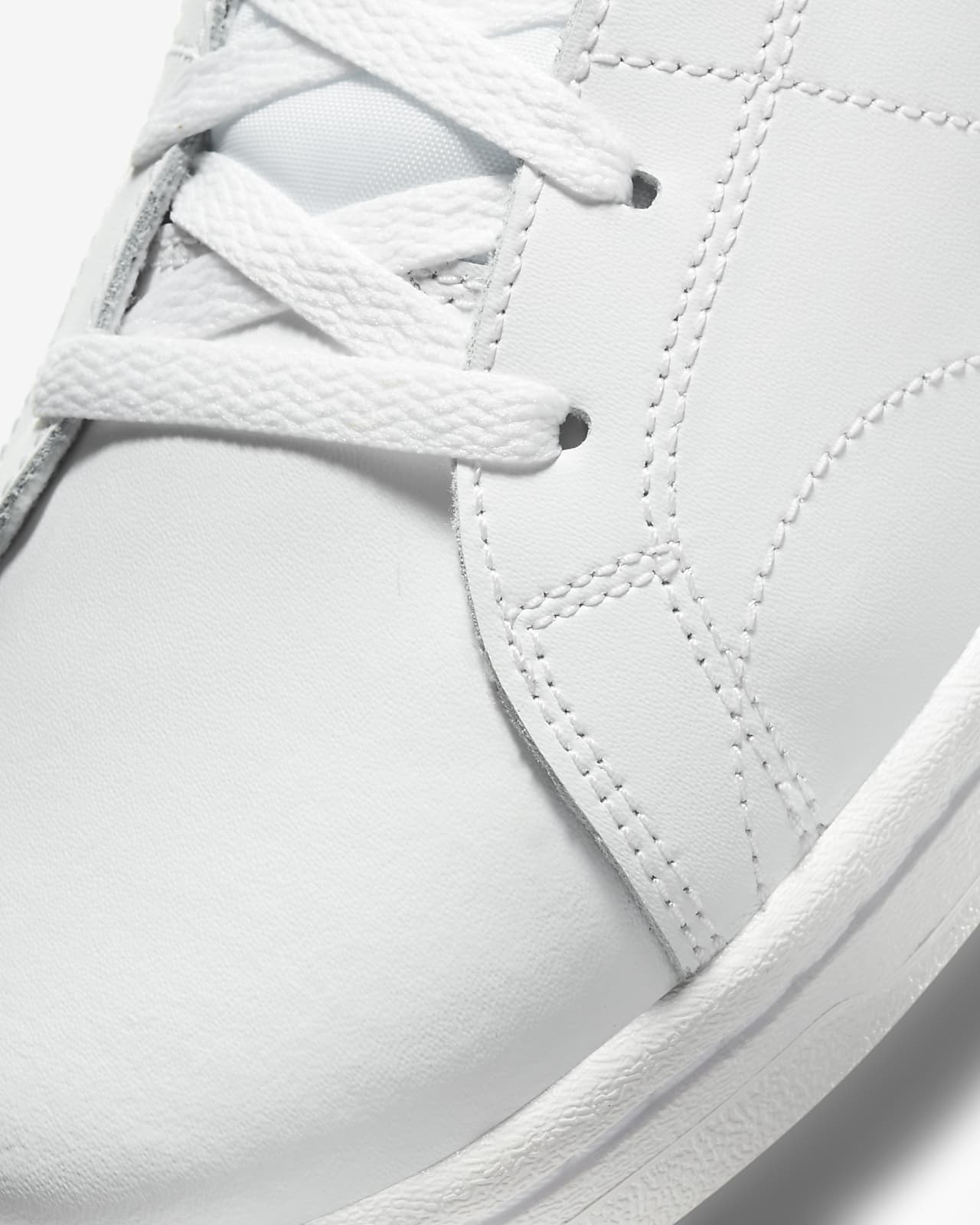 nike court royale low top sneaker